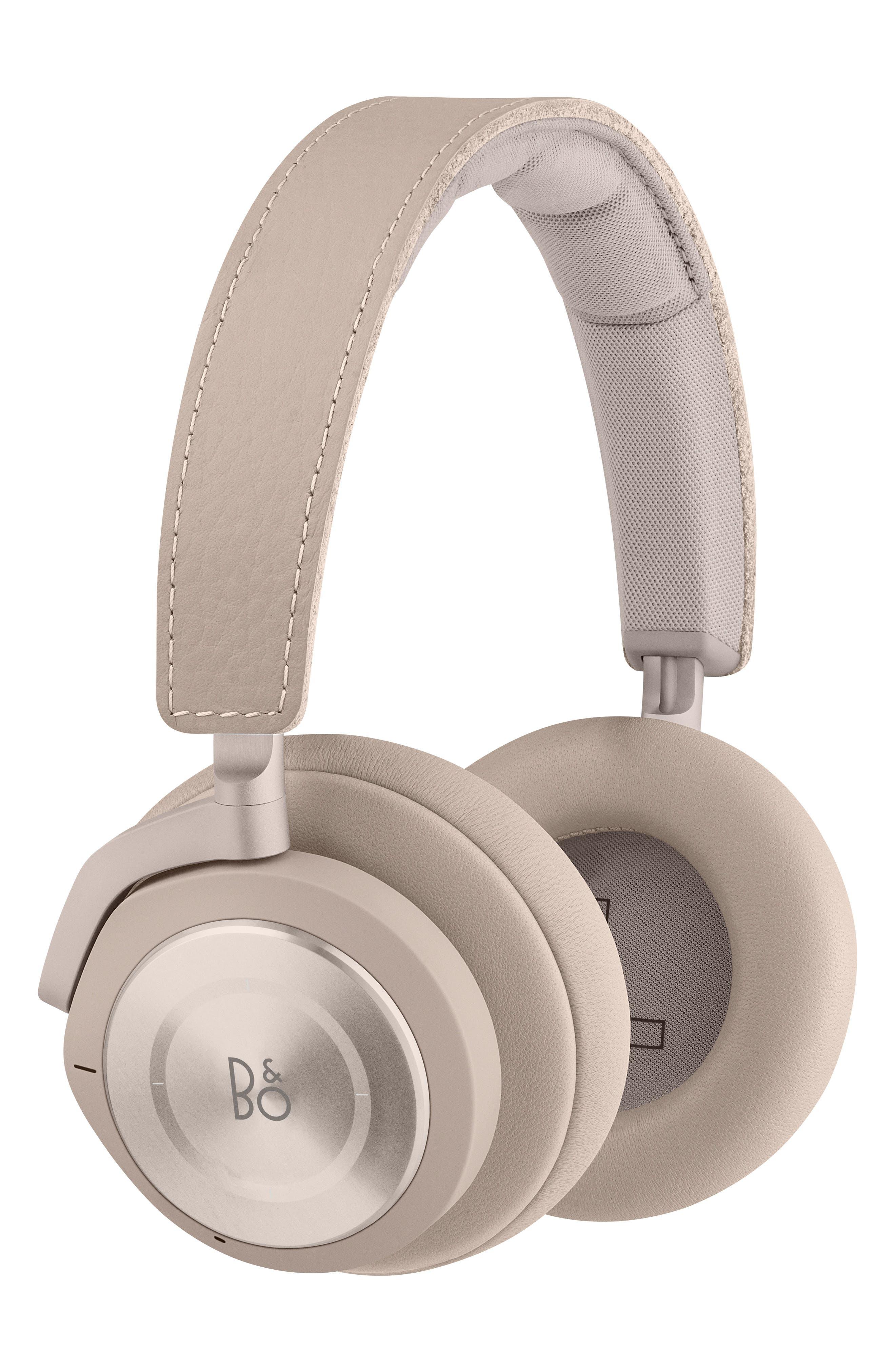H9I Wireless Noise Canceling On-Ear Headphones,                             Alternate thumbnail 2, color,                             LIMESTONE