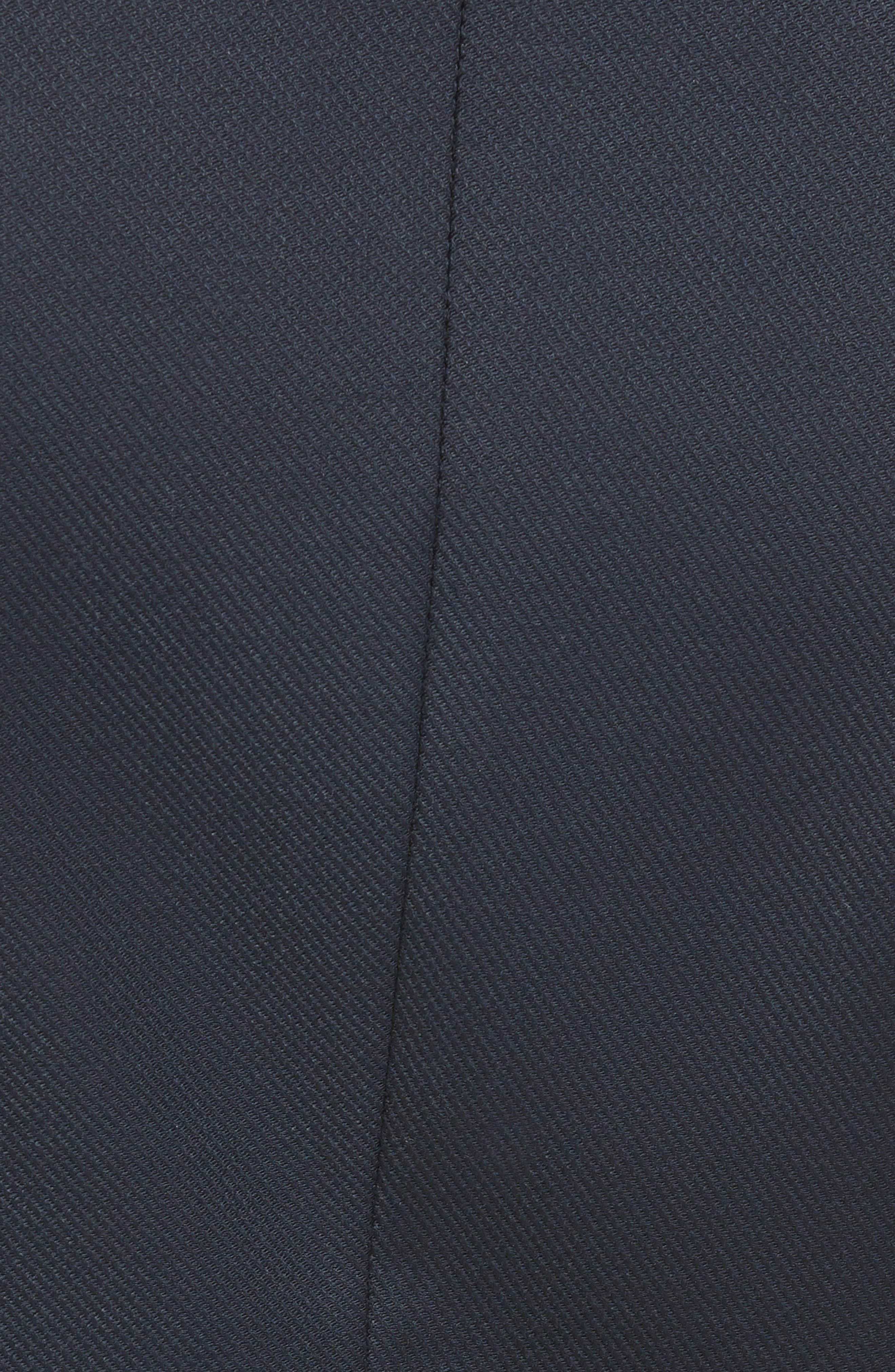 Ted Working Title Rivaa Tailored Jacket,                             Alternate thumbnail 7, color,                             DARK BLUE