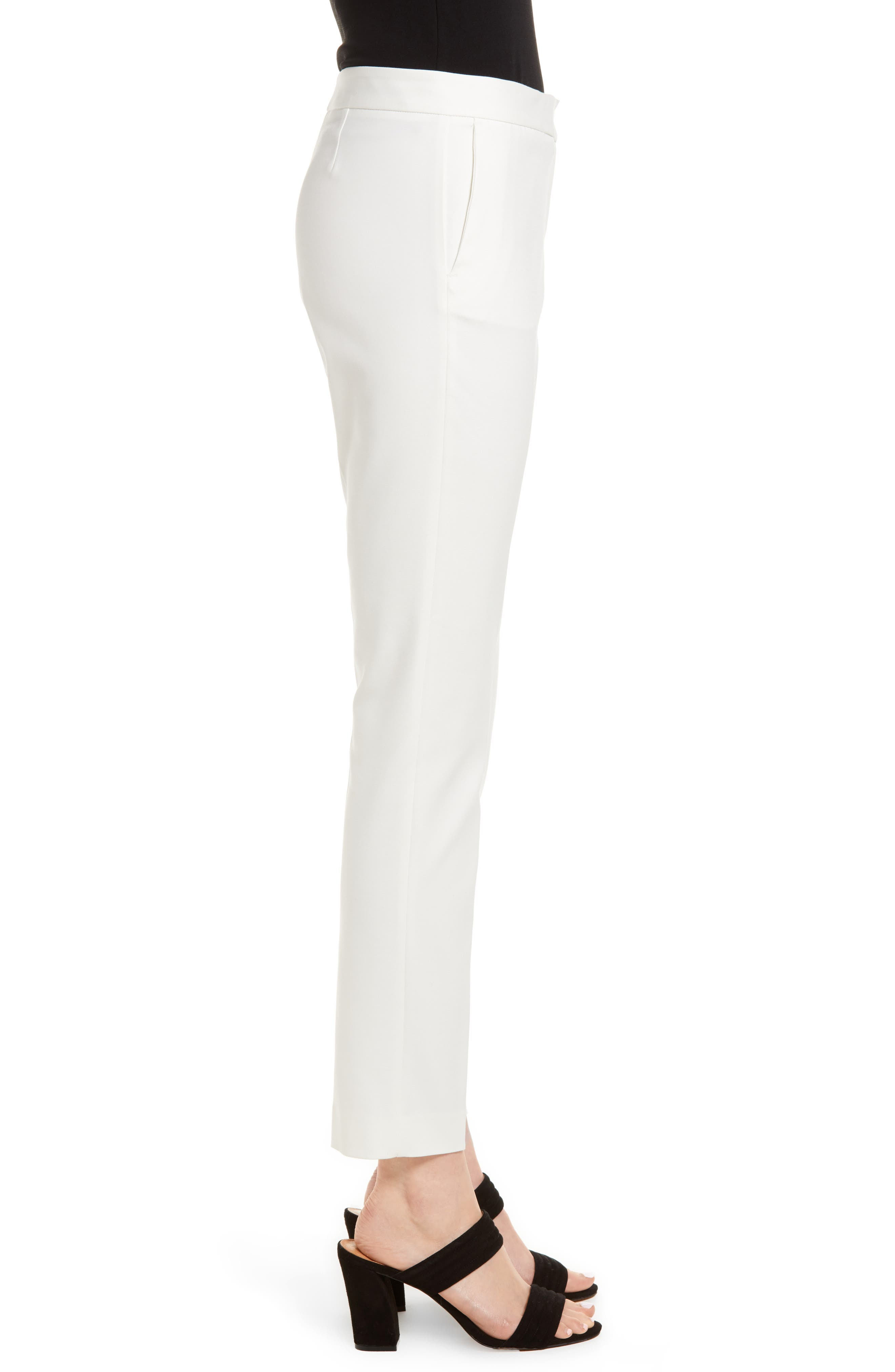 Stretch Twill Skinny Pants,                             Alternate thumbnail 3, color,                             253