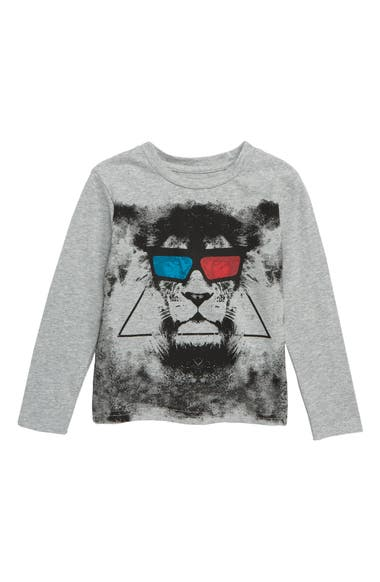 dab6faf4d TINY TRIBE Lion Graphic T-Shirt (Toddler Boys & Little Boys) | Nordstrom