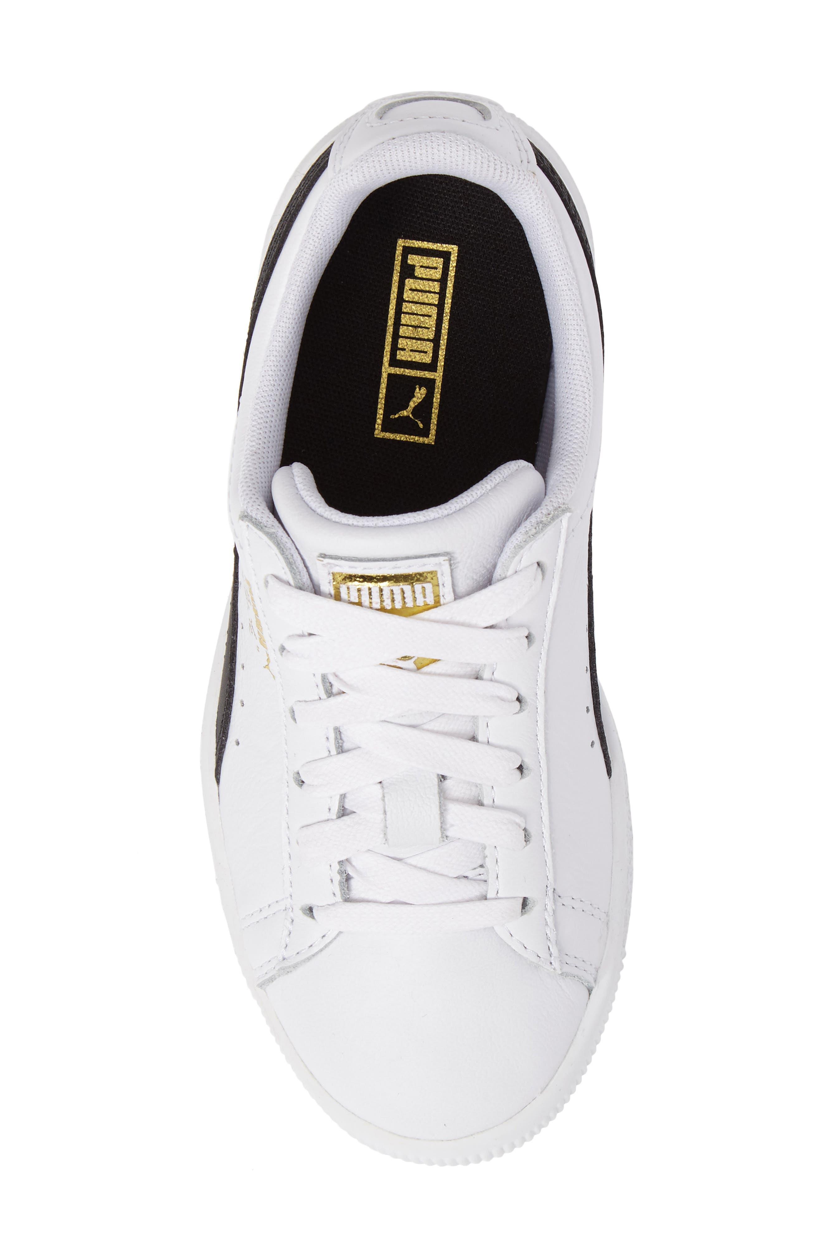 Clyde Core Foil Sneaker,                             Alternate thumbnail 27, color,