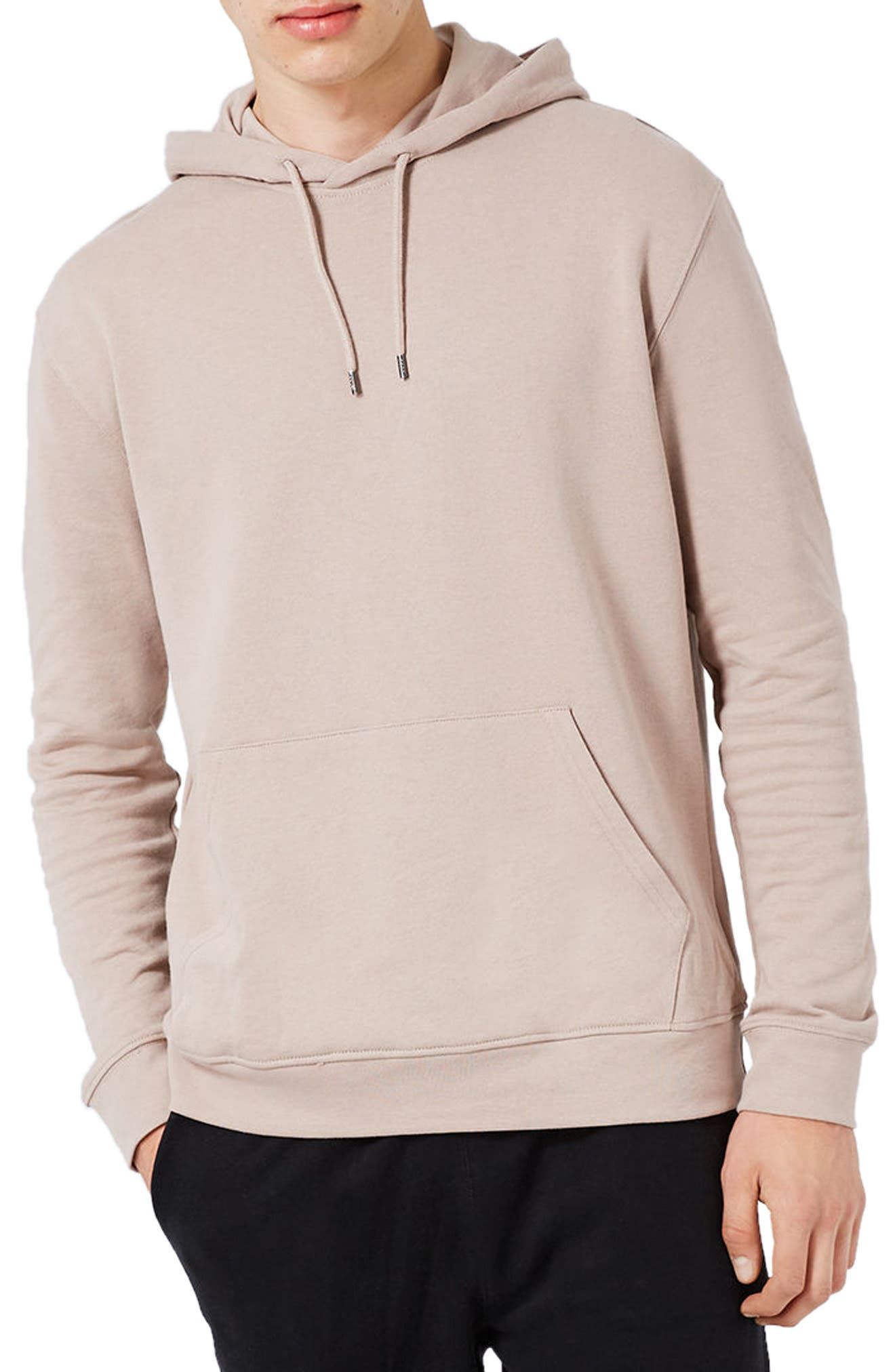 Classic Fit Hoodie,                             Main thumbnail 2, color,