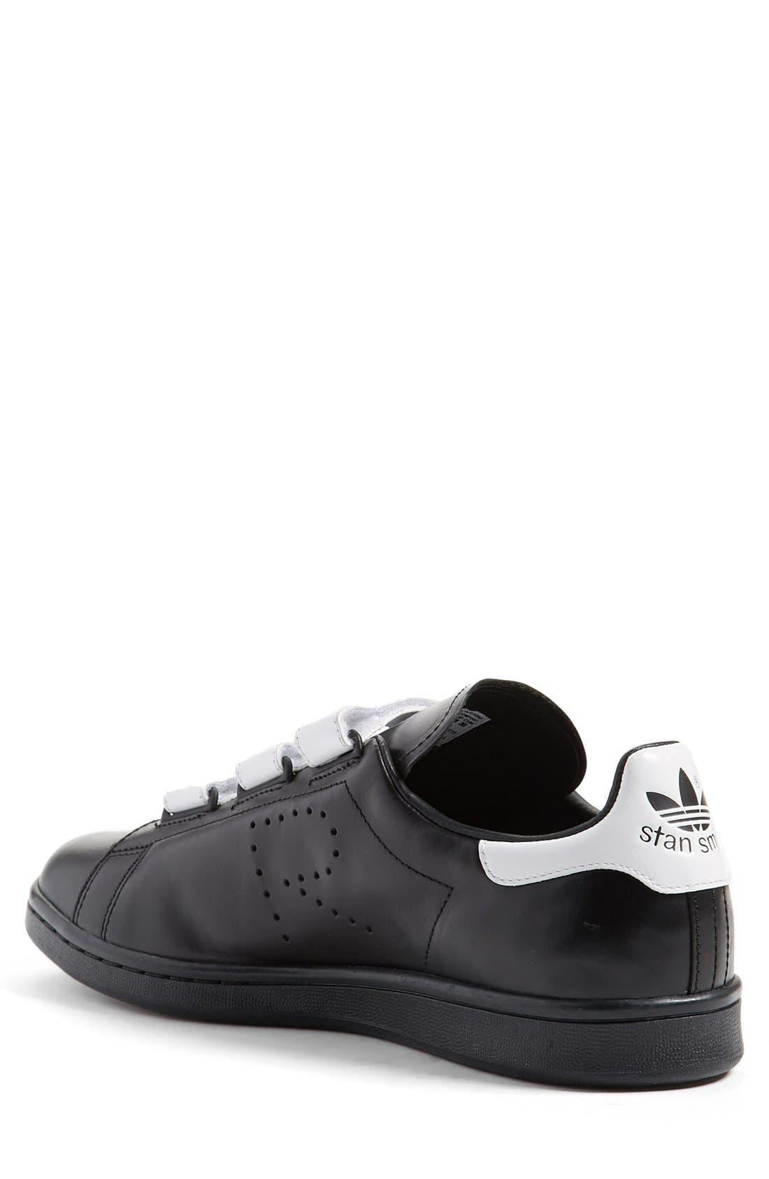 RAF SIMONS,                             adidas by Raf Simons 'Stan Smith' Sneaker,                             Alternate thumbnail 3, color,                             001