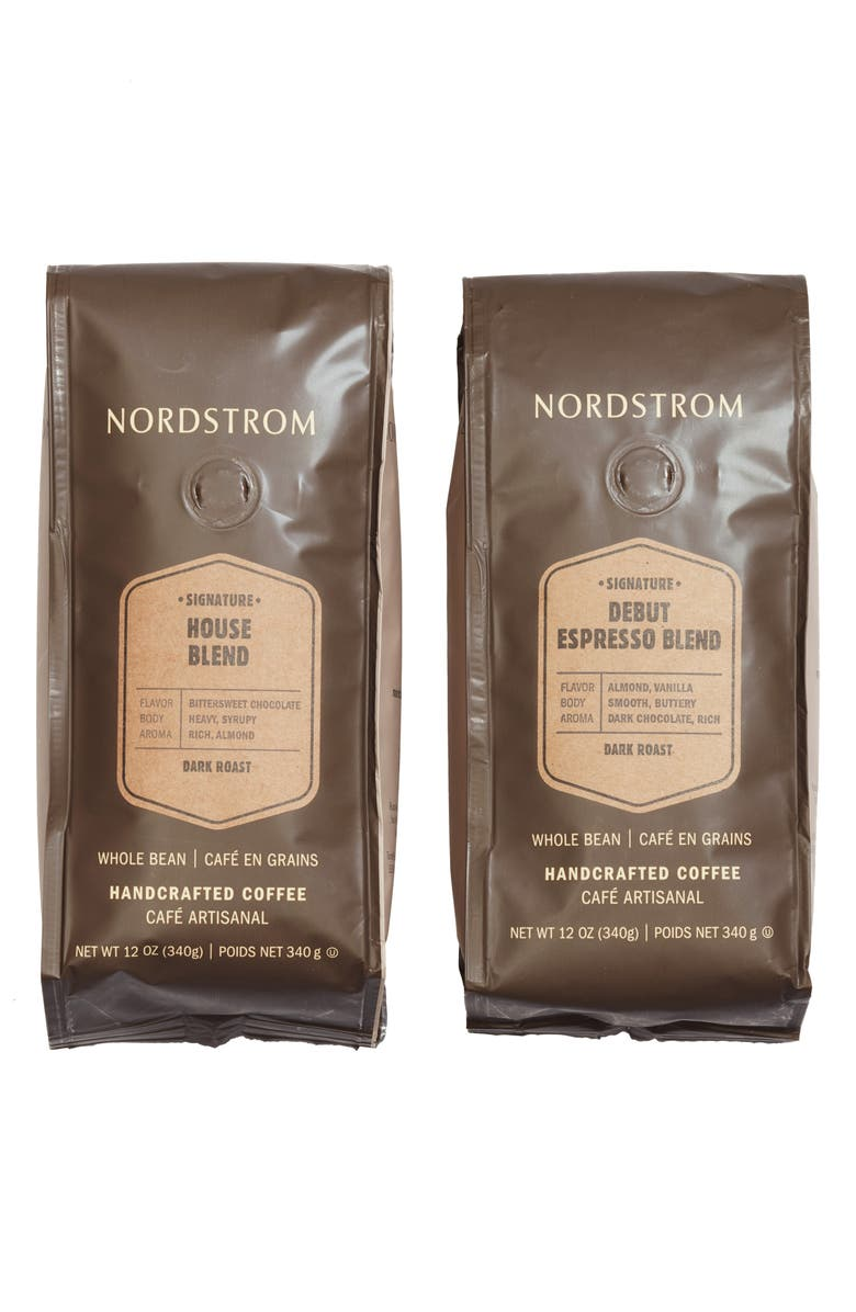 Nordstrom Coffee 'Debut Espresso Blend' Whole Bean Coffee