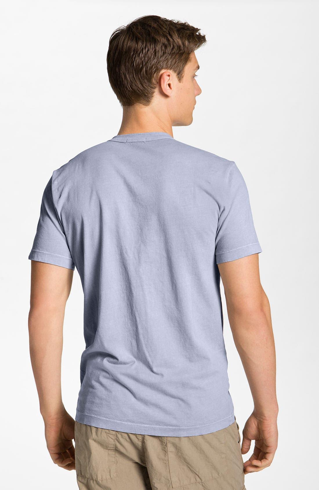Crewneck Jersey T-Shirt,                             Alternate thumbnail 200, color,