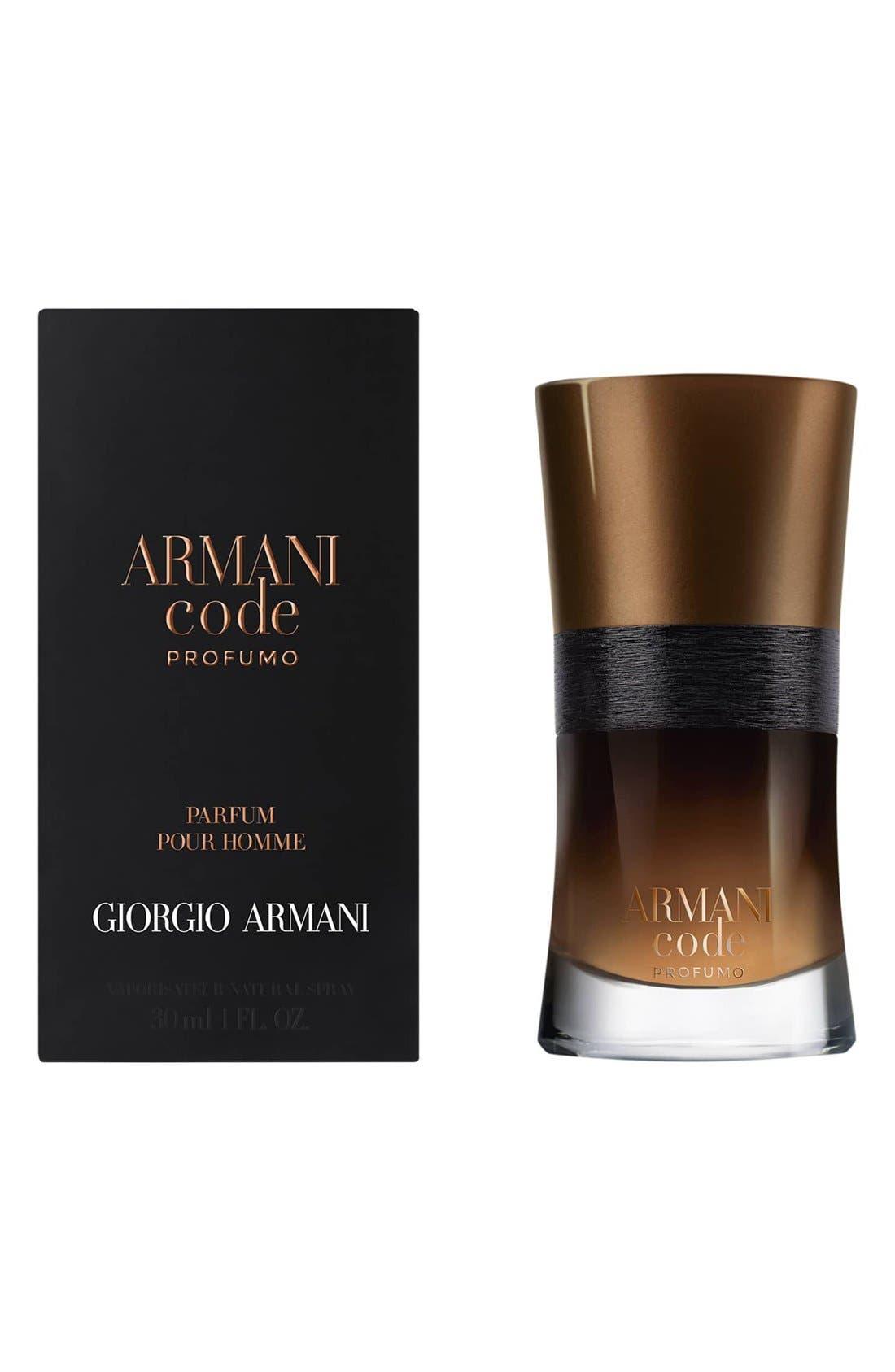 Armani Code Profumo Eau de Parfum,                             Alternate thumbnail 3, color,                             NO COLOR