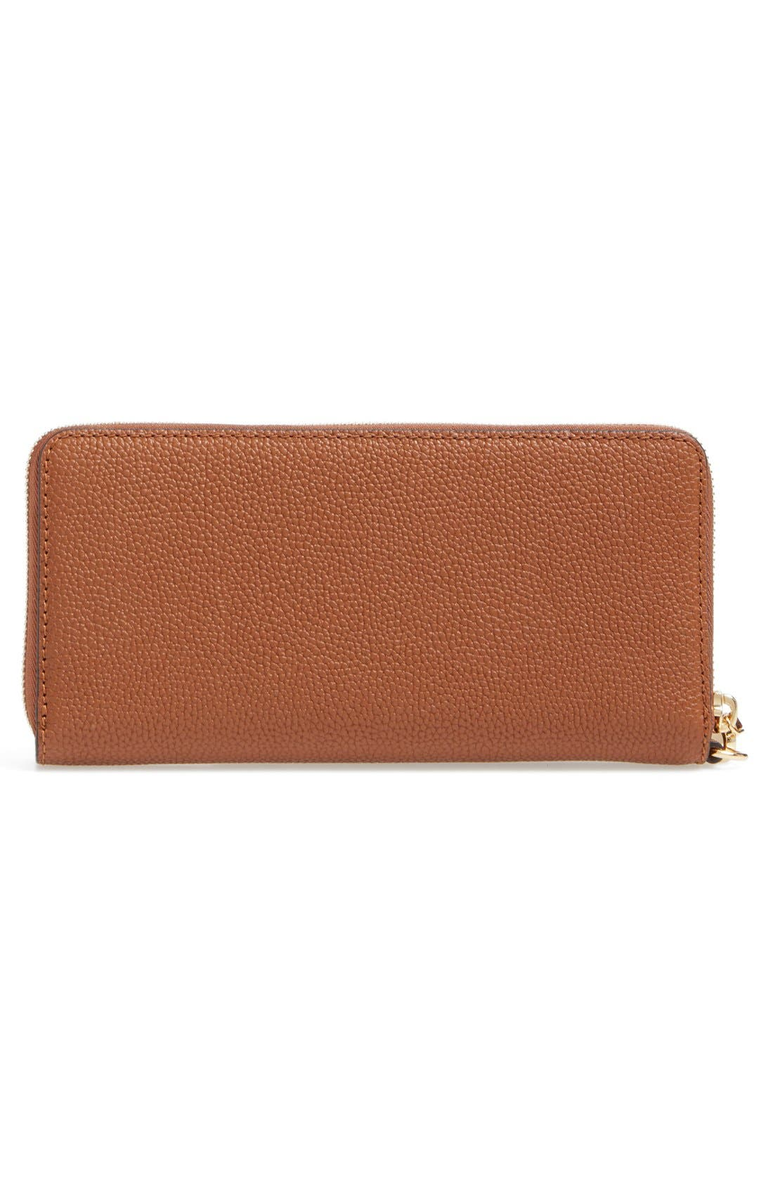 'Mercer' Leather Continental Wallet,                             Alternate thumbnail 37, color,