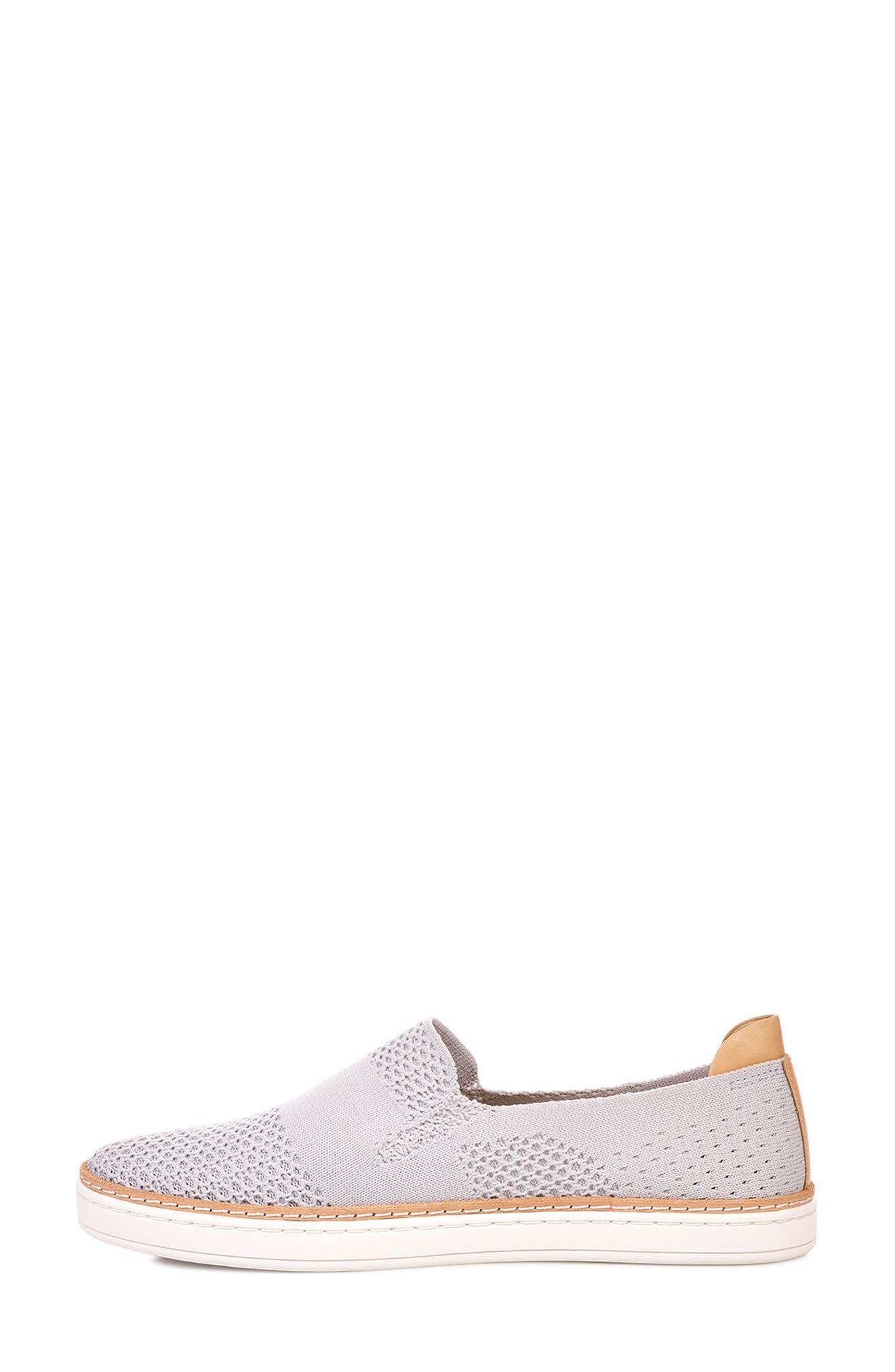 Sammy Sneaker,                             Alternate thumbnail 6, color,                             GREY VIOLET FABRIC