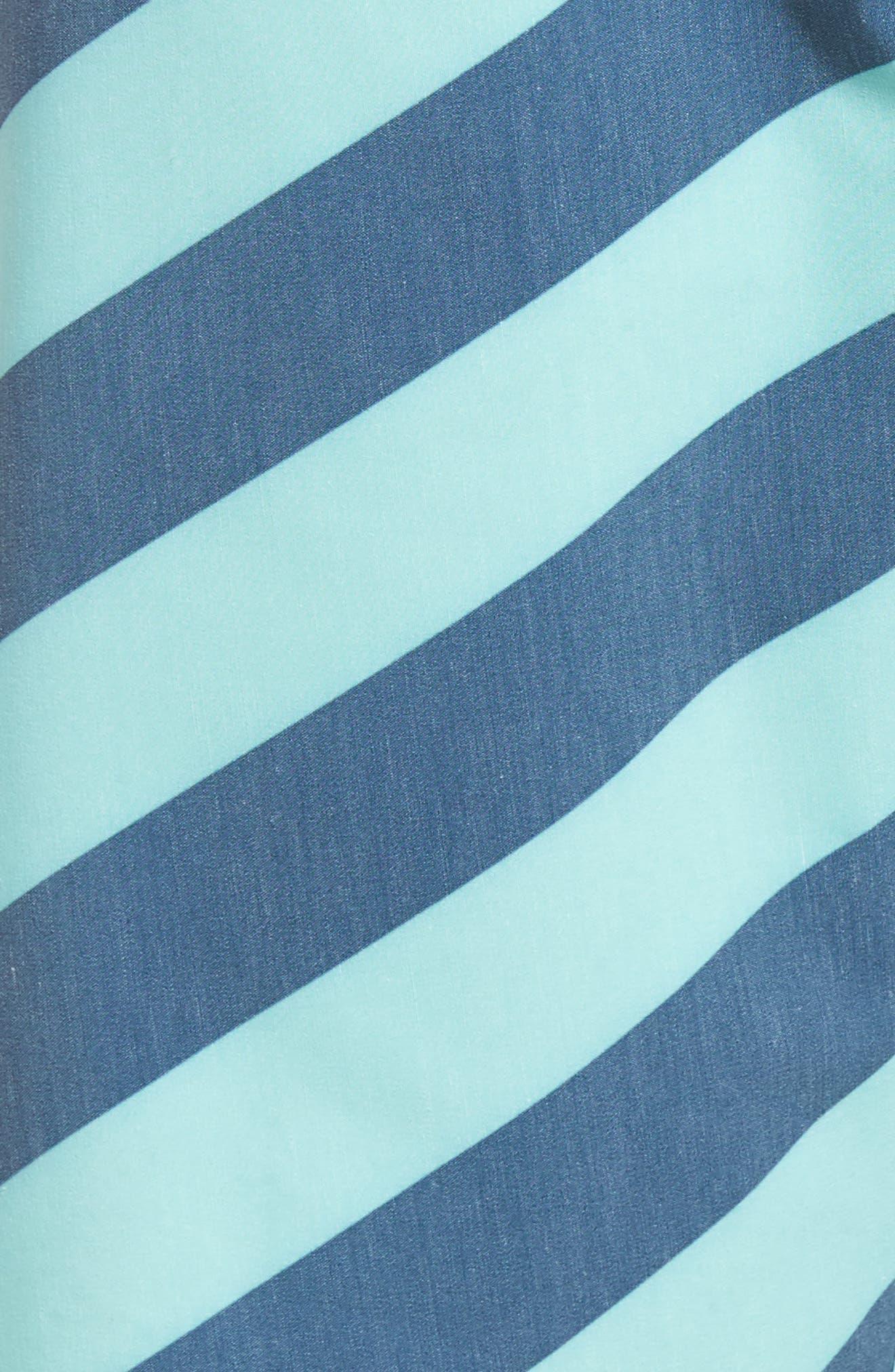 Stripey Slinger Board Shorts,                             Alternate thumbnail 35, color,