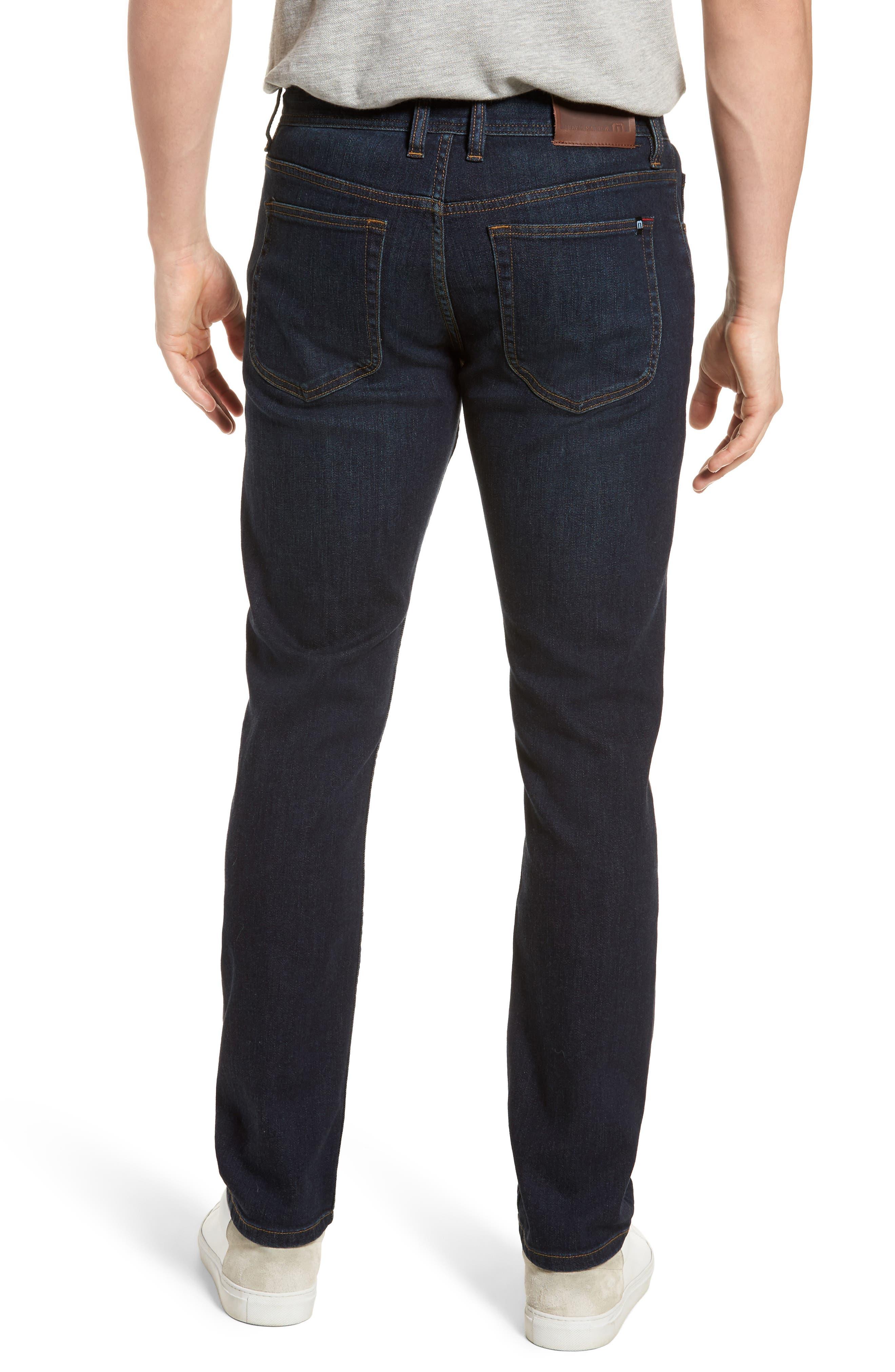 The Standard Regular Fit Straight Leg Jeans,                             Alternate thumbnail 4, color,