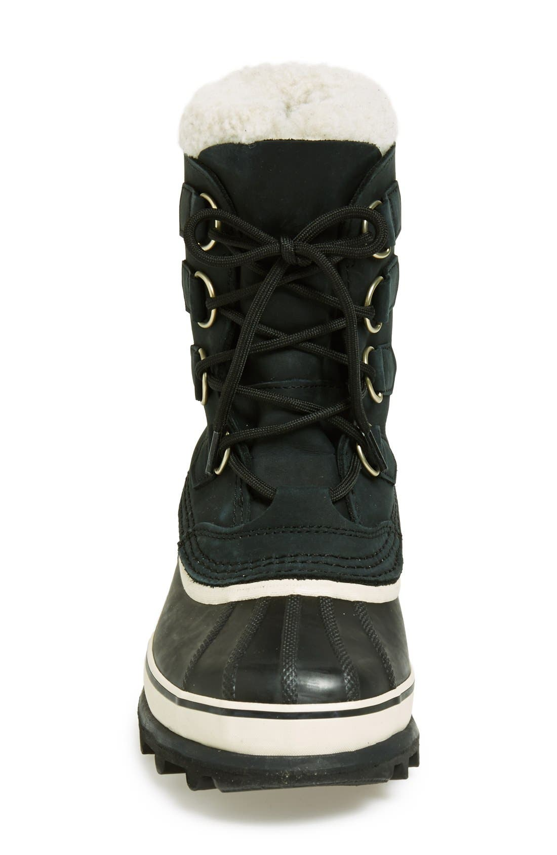 SOREL,                             'Caribou' Boot,                             Alternate thumbnail 2, color,                             011