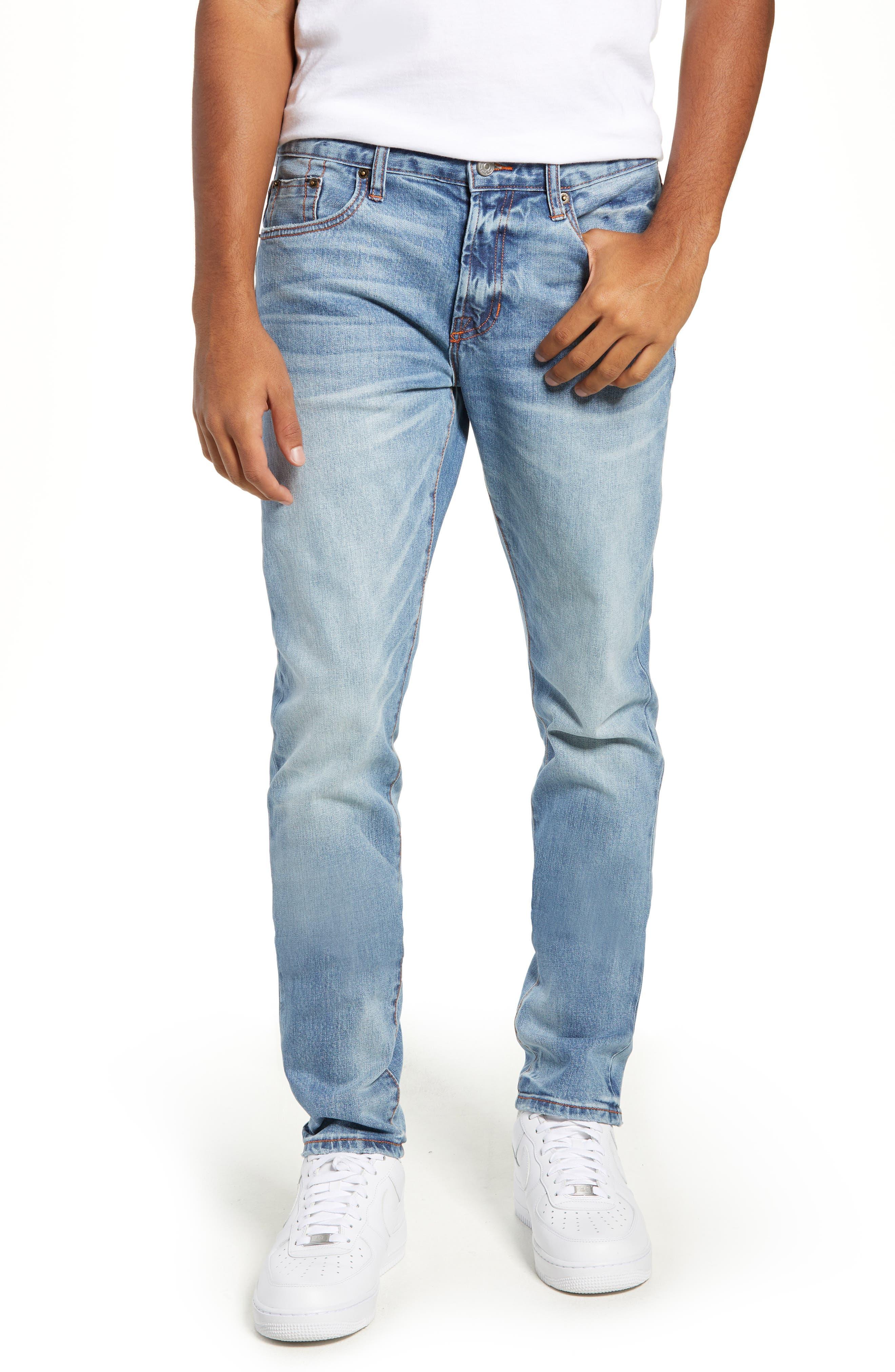 Jim Slim Fit Jeans,                             Main thumbnail 1, color,                             BROOME