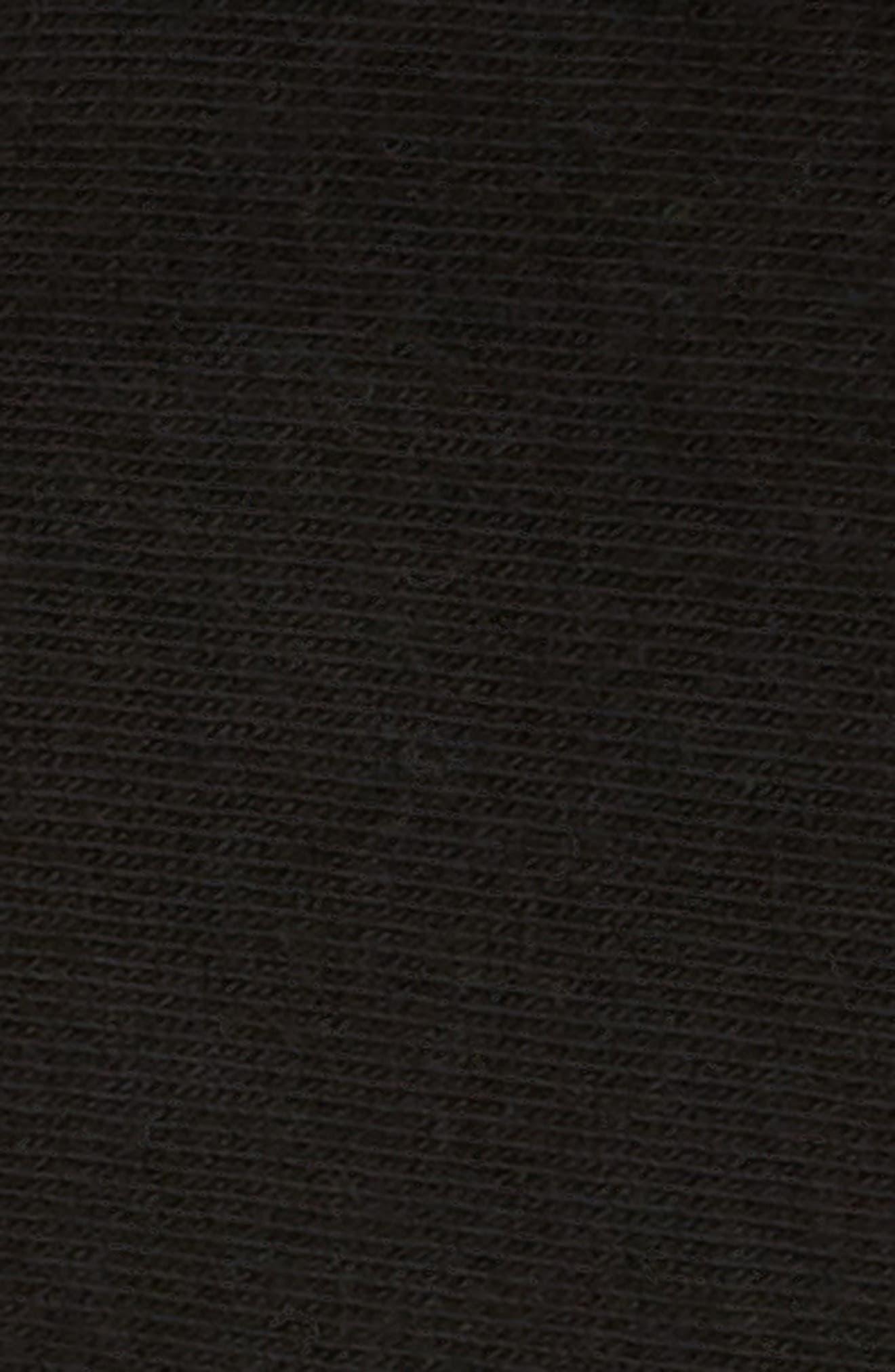 2-Pack Logo Ankle Socks,                             Alternate thumbnail 2, color,                             BLACK