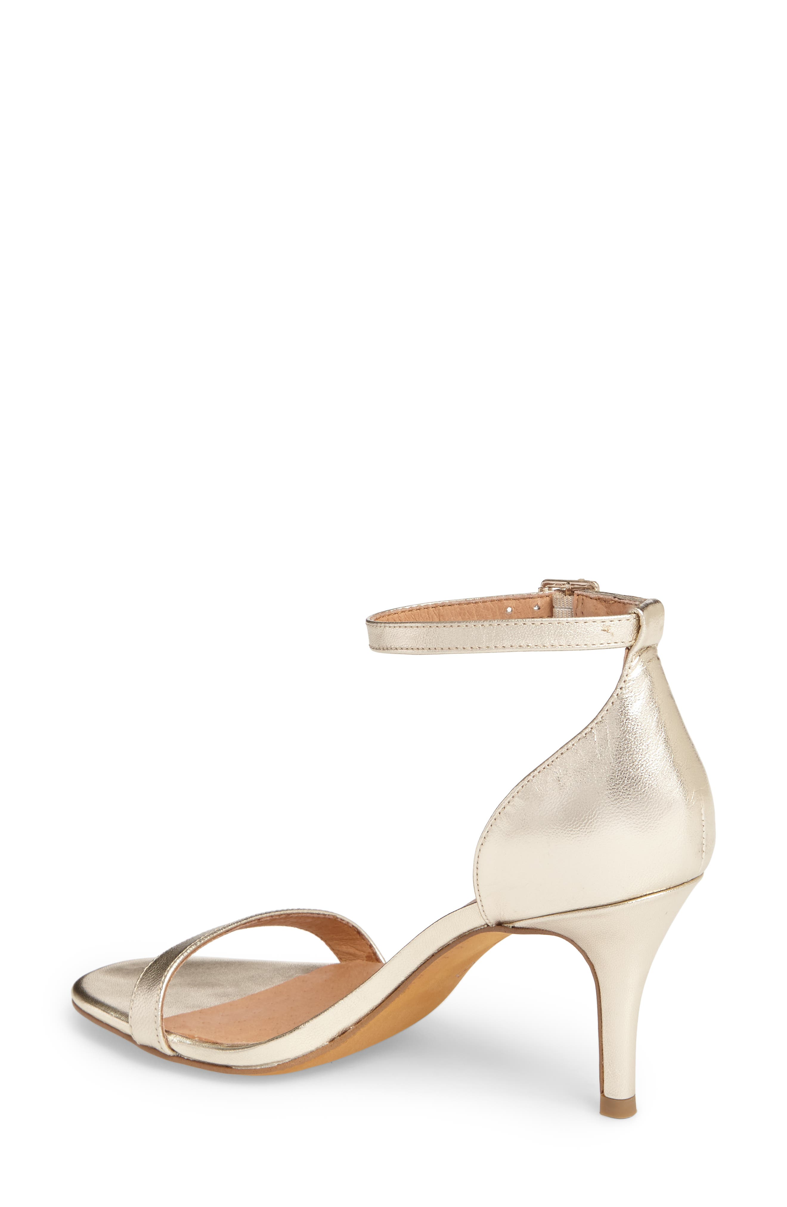 Audrey Ankle Strap Sandal,                             Alternate thumbnail 45, color,