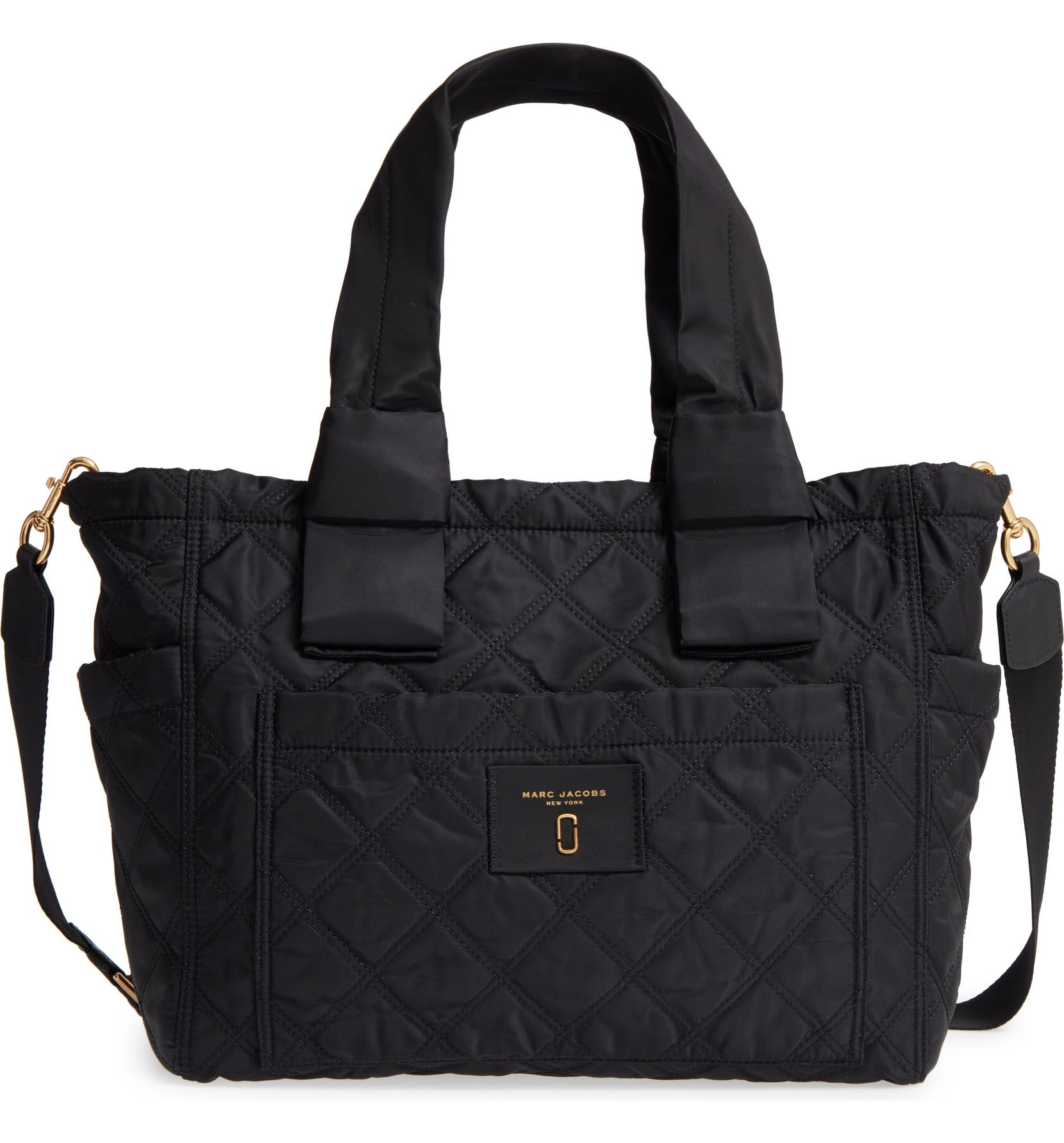 1a45dc6b8a4e MARC JACOBS Nylon Knot Diaper Bag