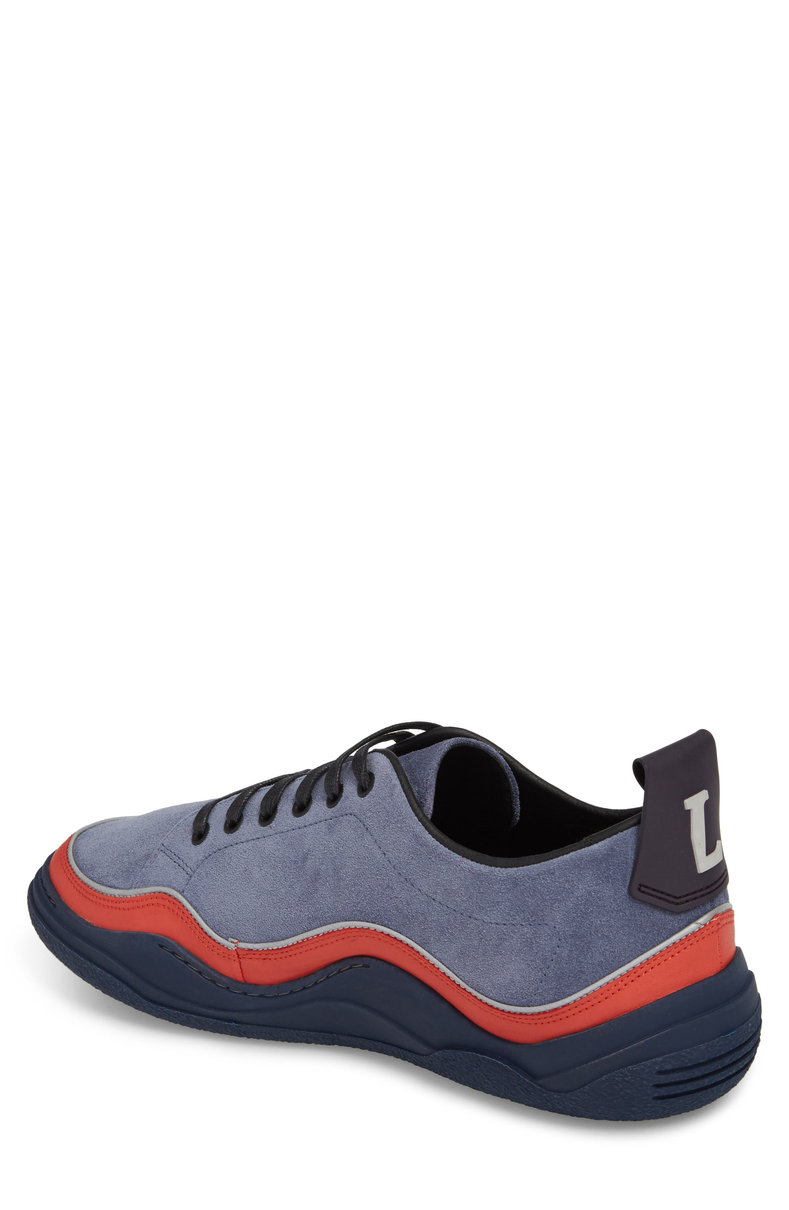 LANVIN,                             Diving Sneaker,                             Alternate thumbnail 2, color,                             450