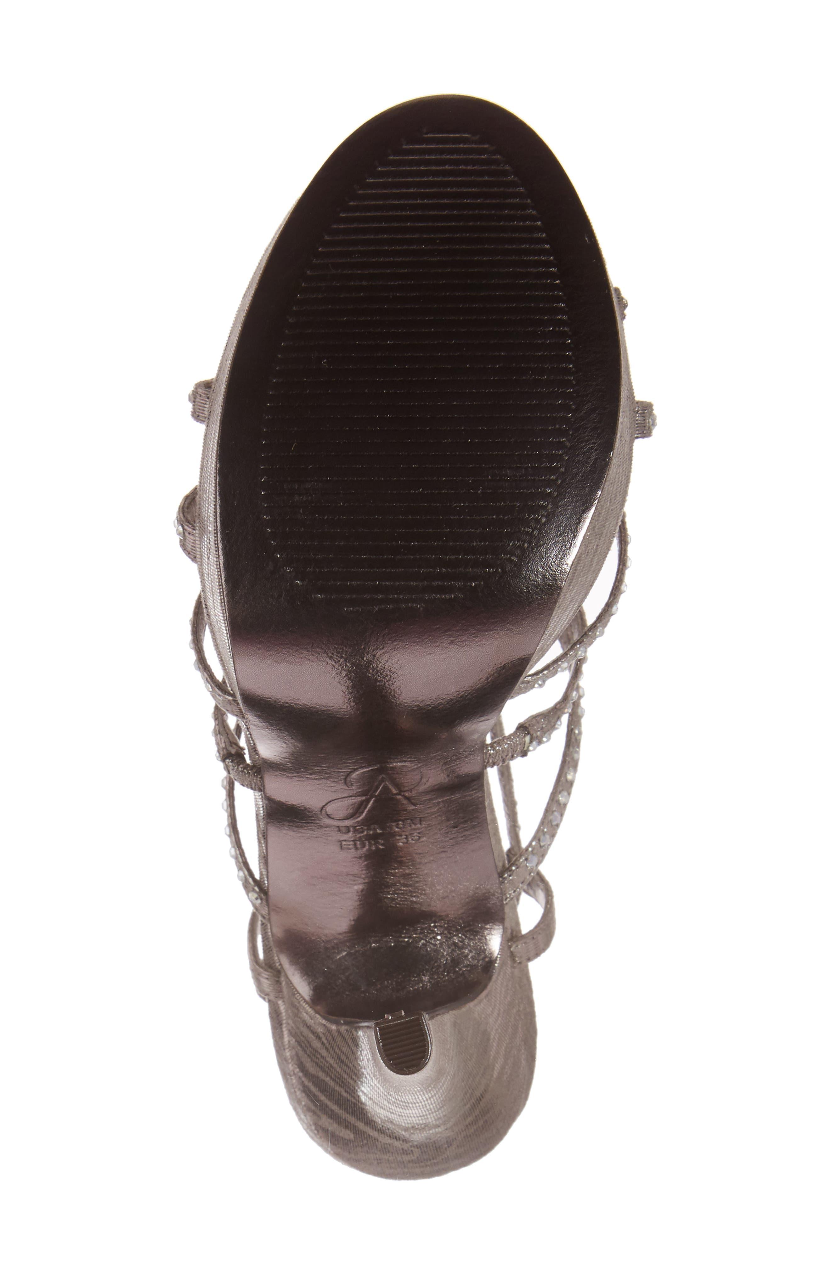 Miranda Embellished Platform Sandal,                             Alternate thumbnail 27, color,