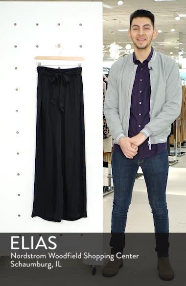 Jenna Cupro Wide Leg Pants, sales video thumbnail