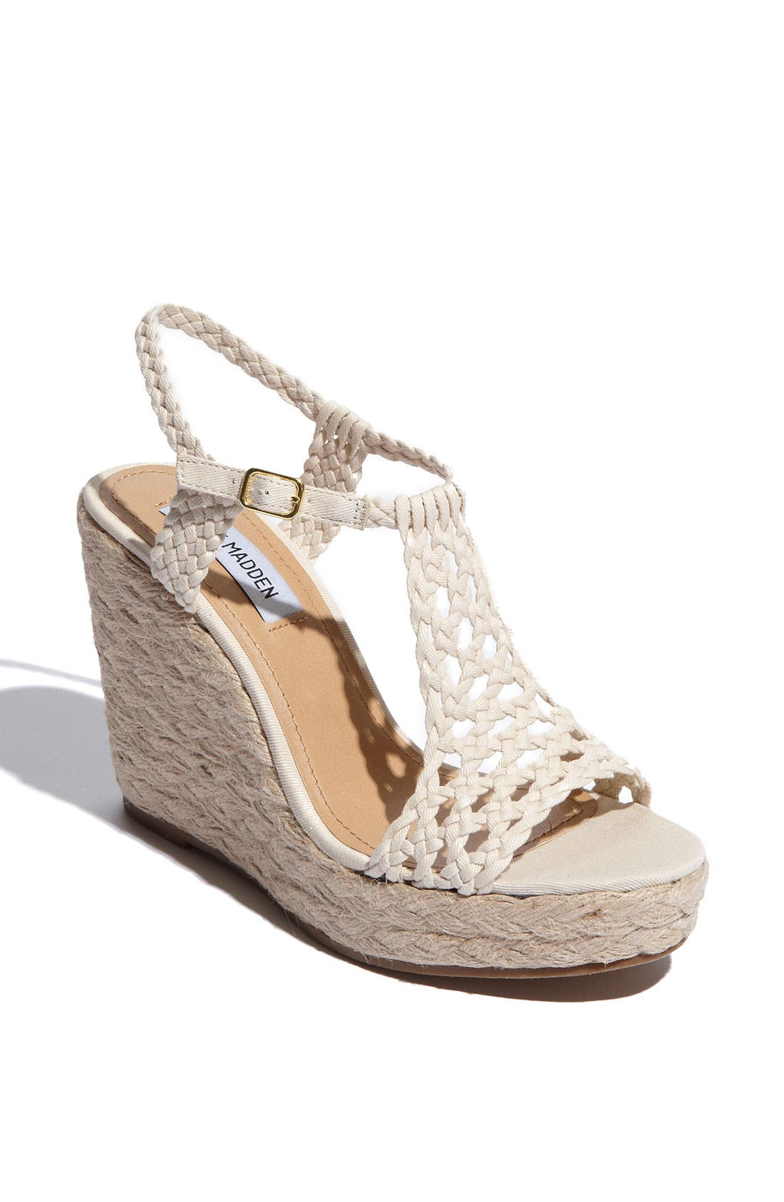 'Manngo' Woven Sandal,                             Main thumbnail 2, color,