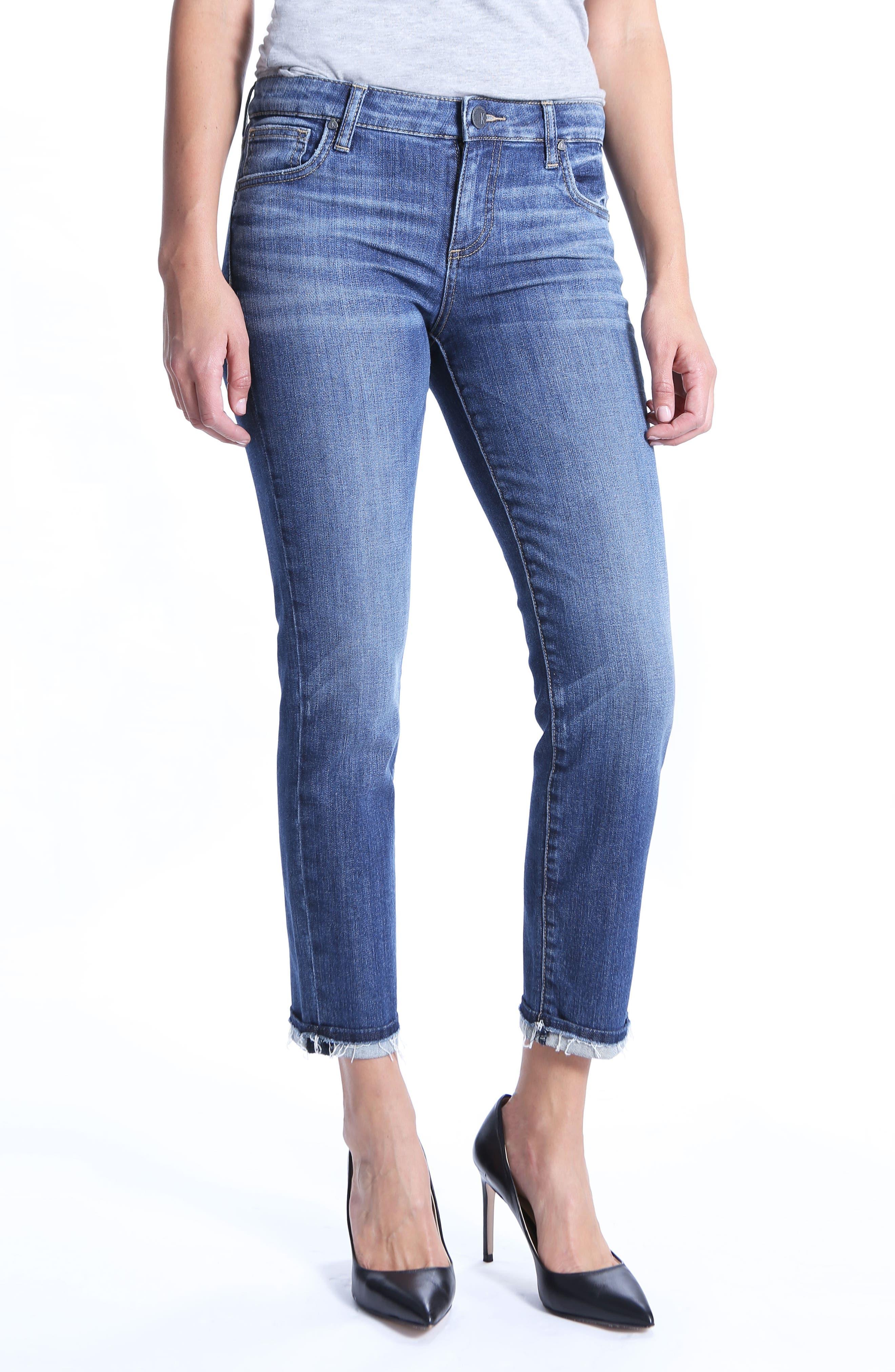 Uma Boyfriend Jeans,                             Alternate thumbnail 6, color,                             IMPROVISE