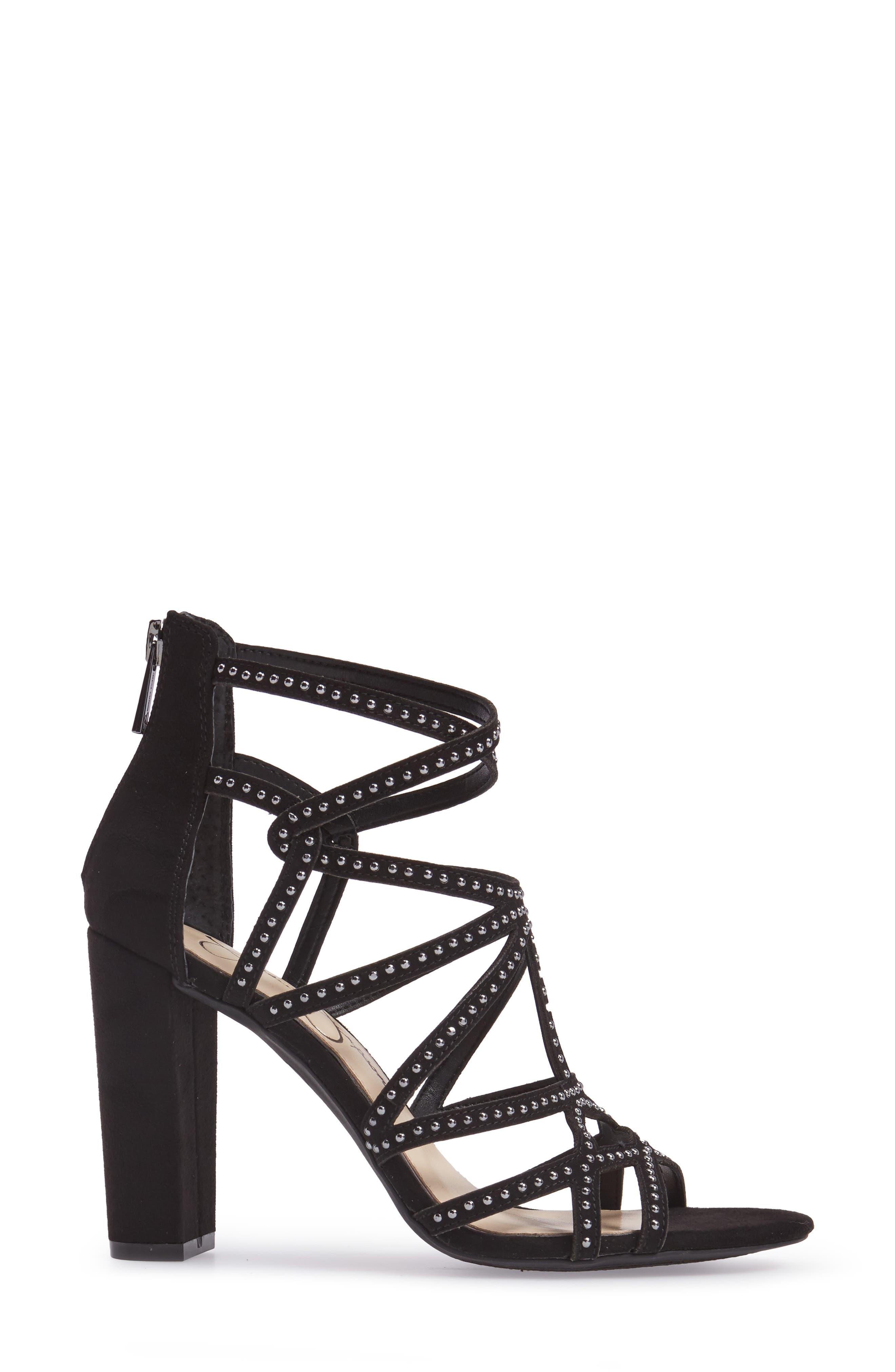 Emmi Block Heel Sandal,                             Alternate thumbnail 3, color,