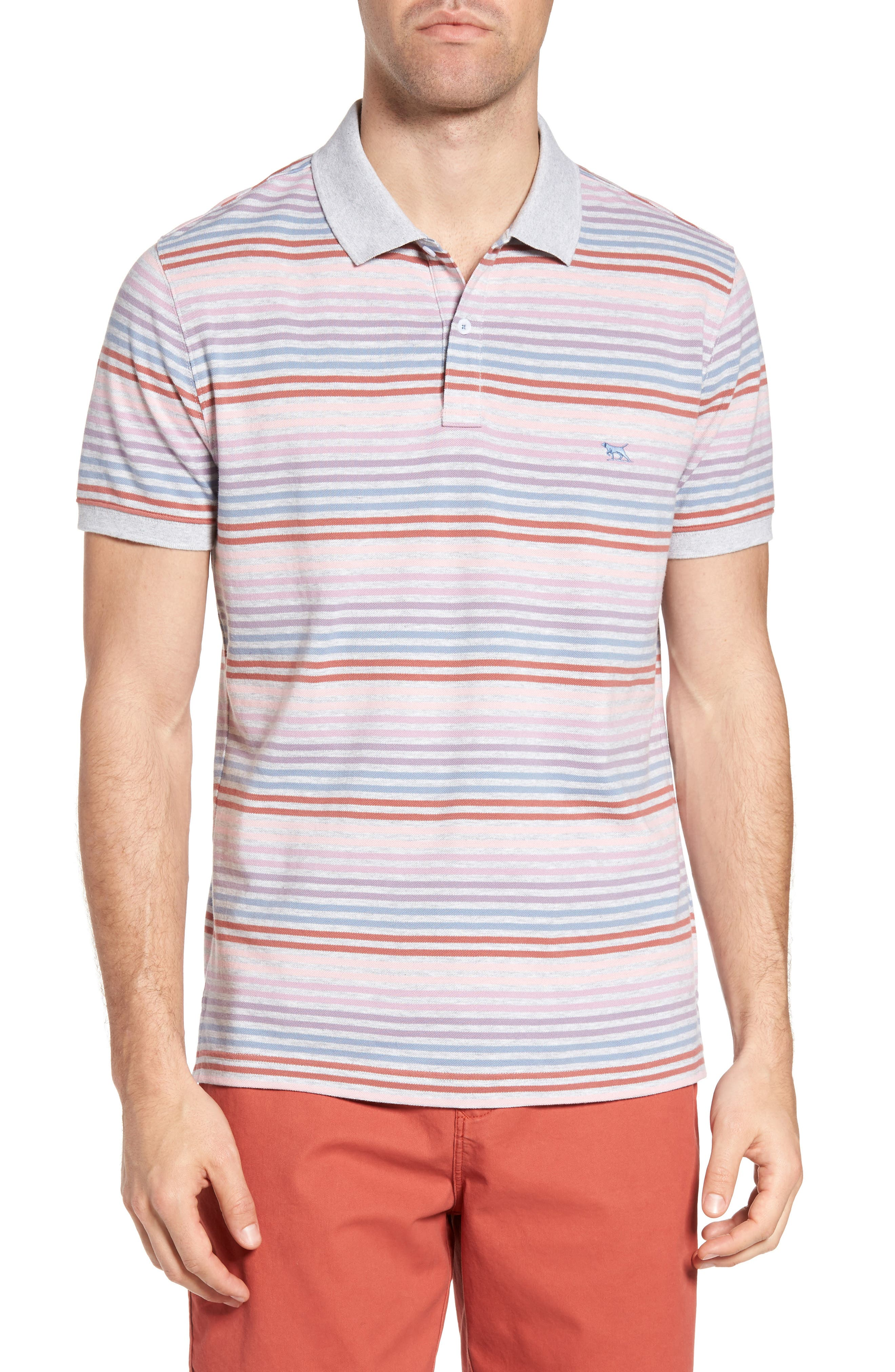 Kingseat Sports Fit Cotton Polo,                         Main,                         color, 581