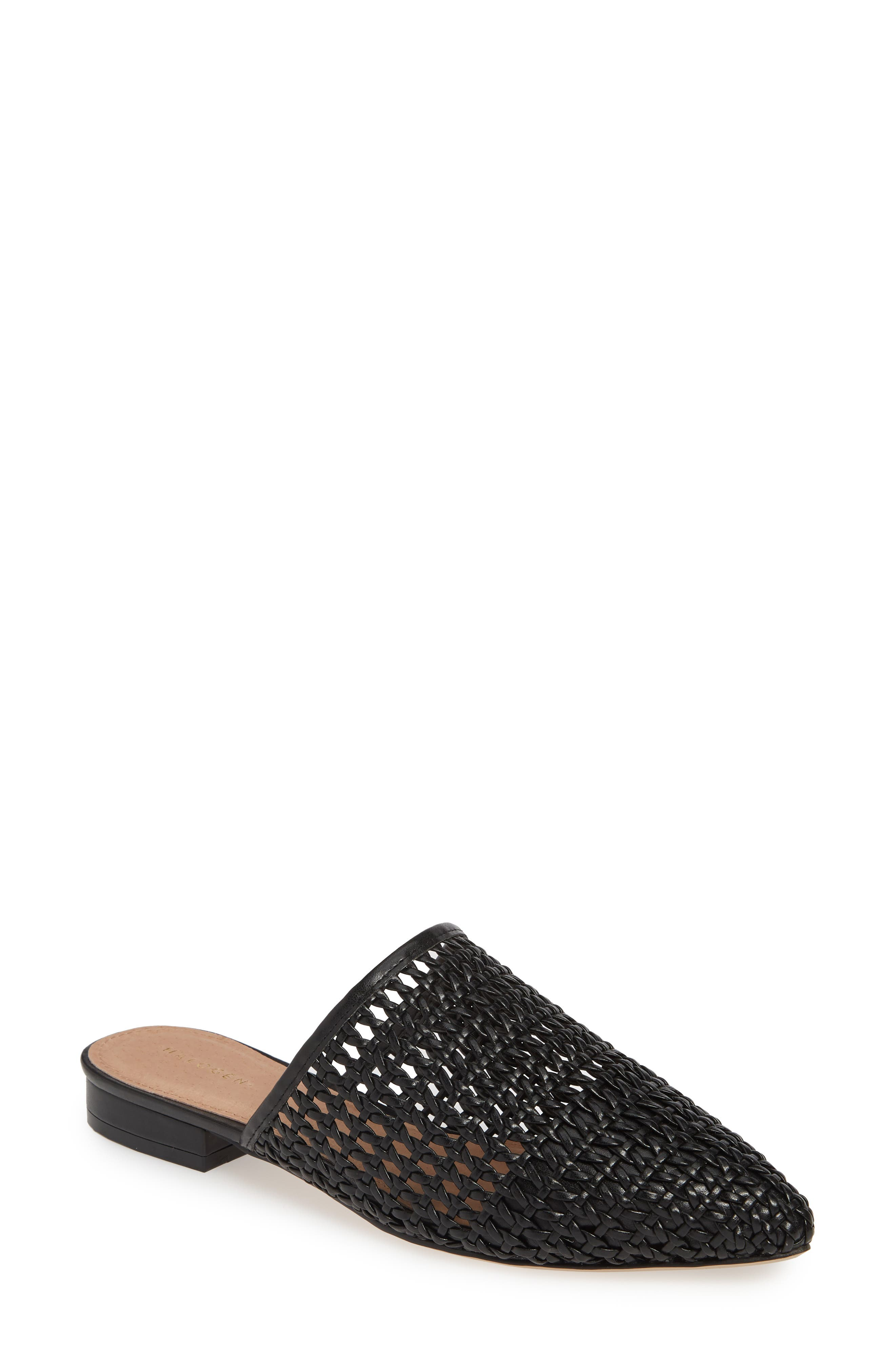 Evette Woven Pointy Toe Mule by Halogen®