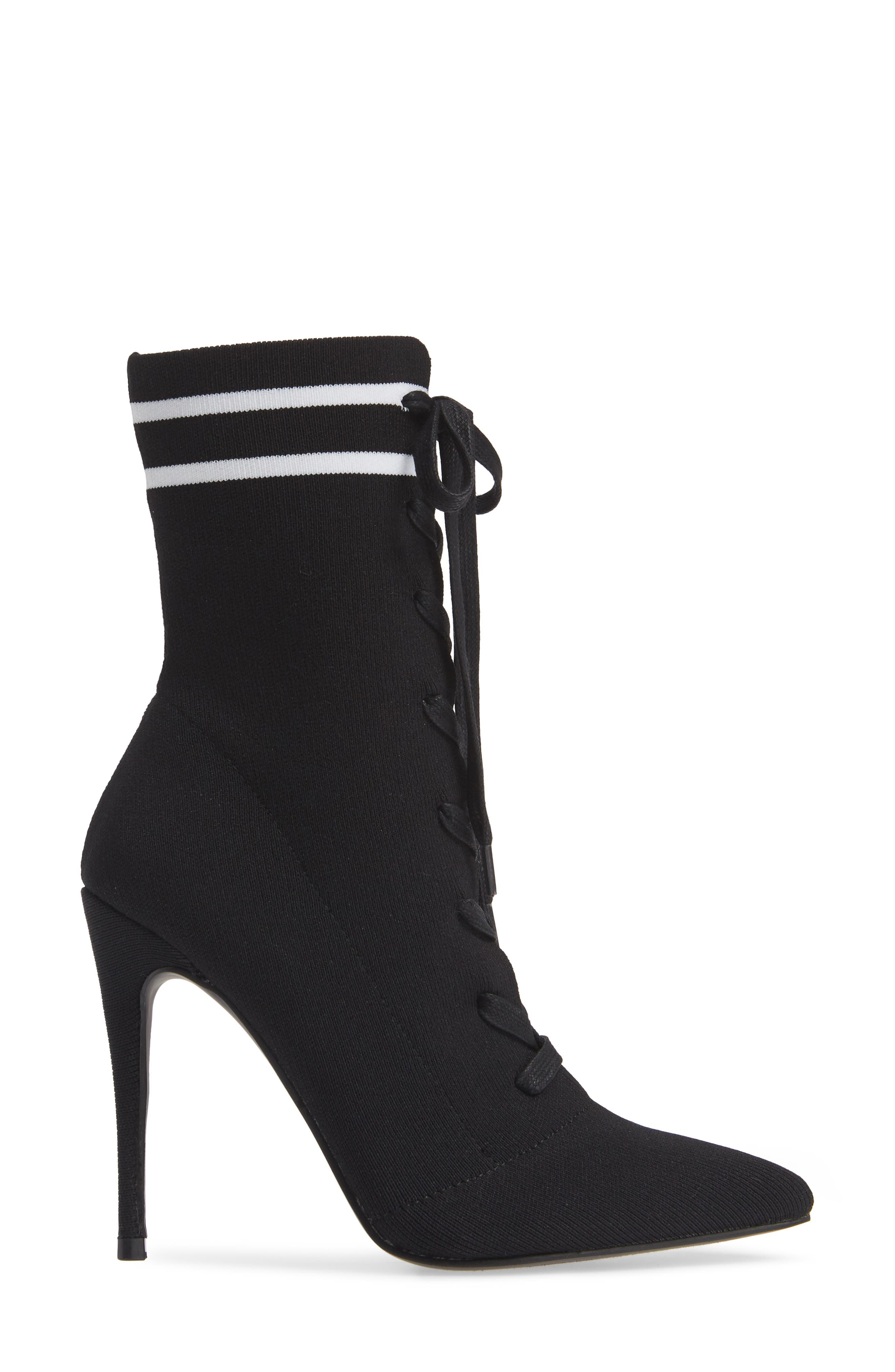 Kennedy Sock Bootie,                             Alternate thumbnail 3, color,                             015