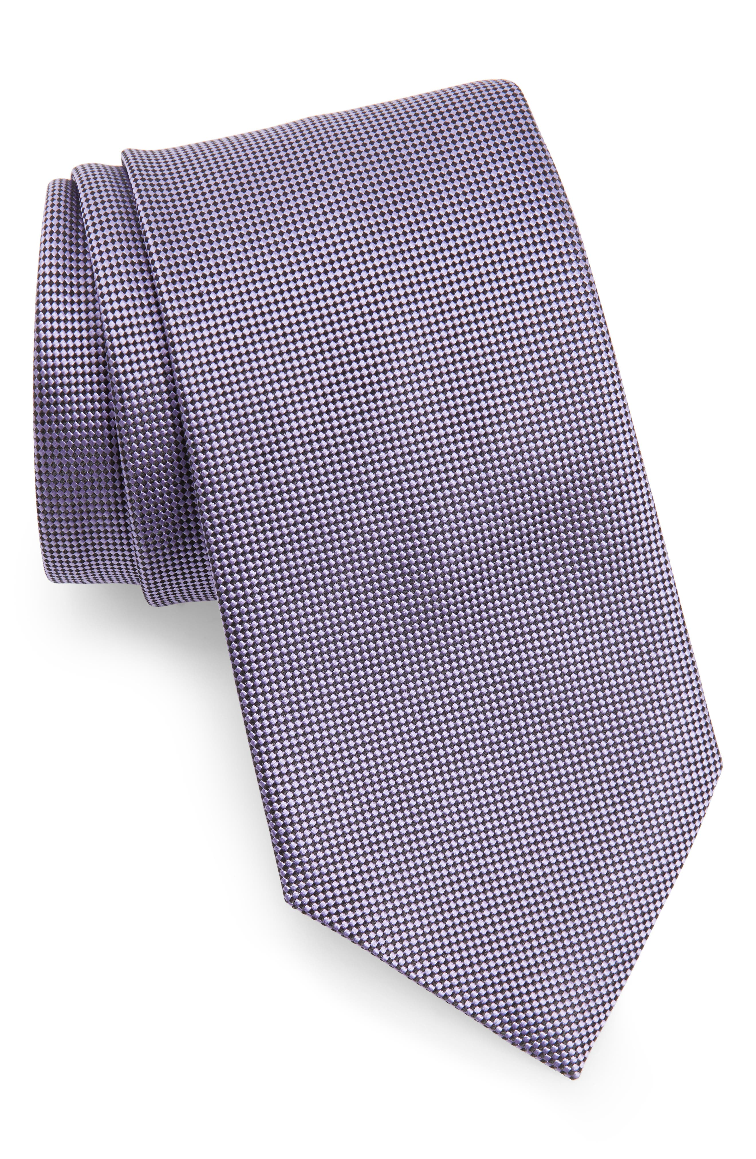 Solid Silk Tie,                             Main thumbnail 7, color,