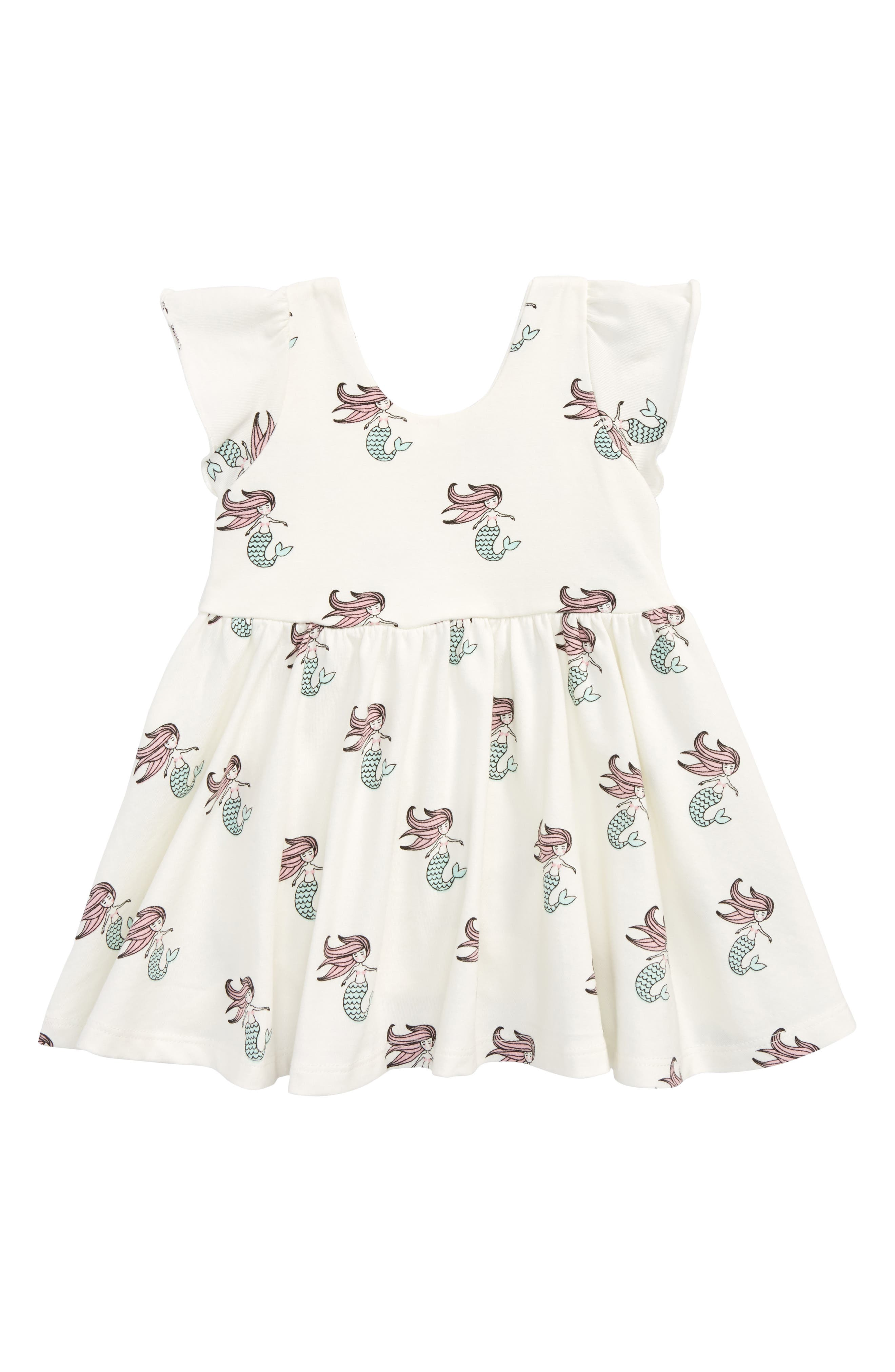 Let's Dance Dress,                         Main,                         color, OCEAN TAILS