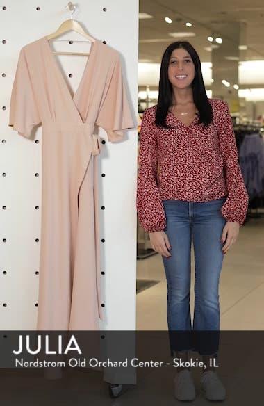 Kimono Maxi Dress, sales video thumbnail