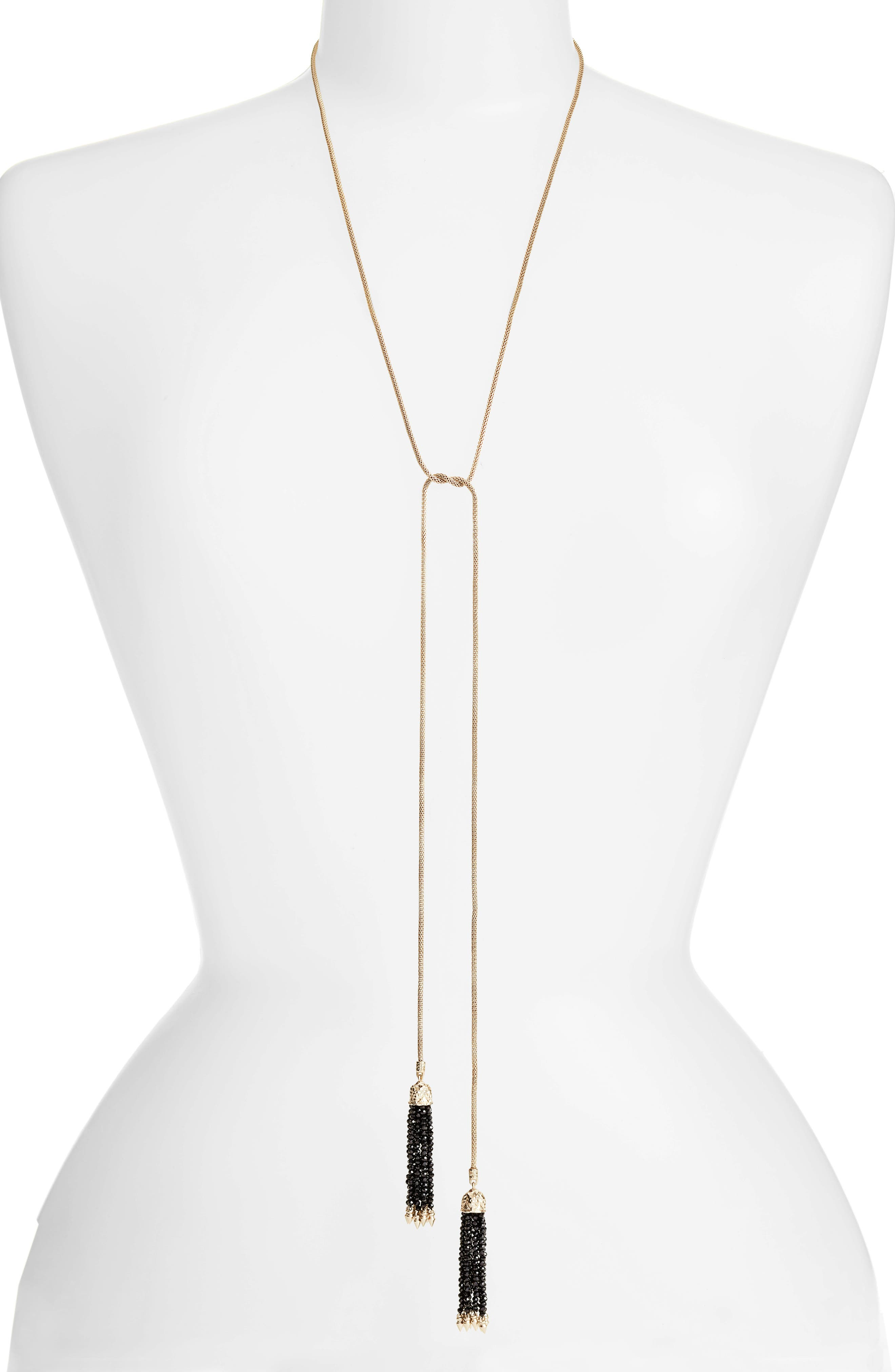 Annora Lariat Necklace,                             Main thumbnail 1, color,                             710