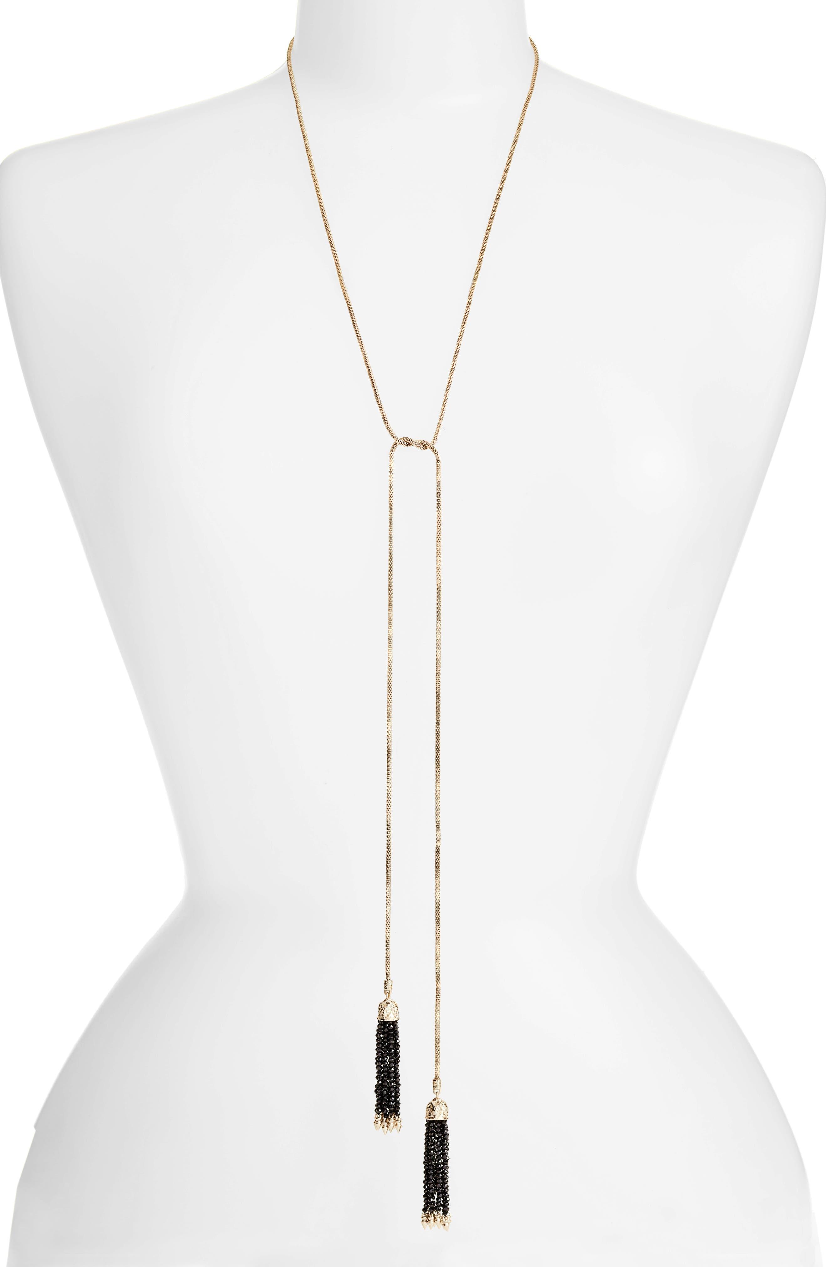 Annora Lariat Necklace,                         Main,                         color, 710