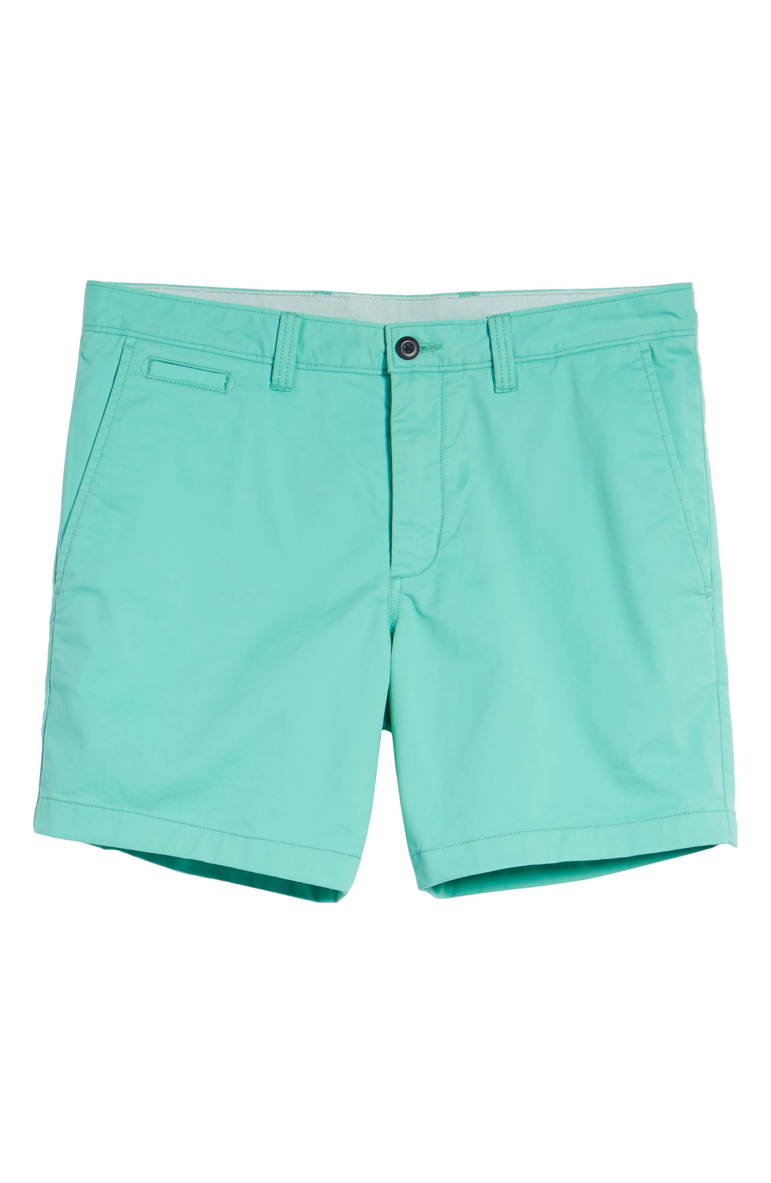 Ballard Slim Fit Stretch Chino 7-Inch Shorts,                             Alternate thumbnail 66, color,