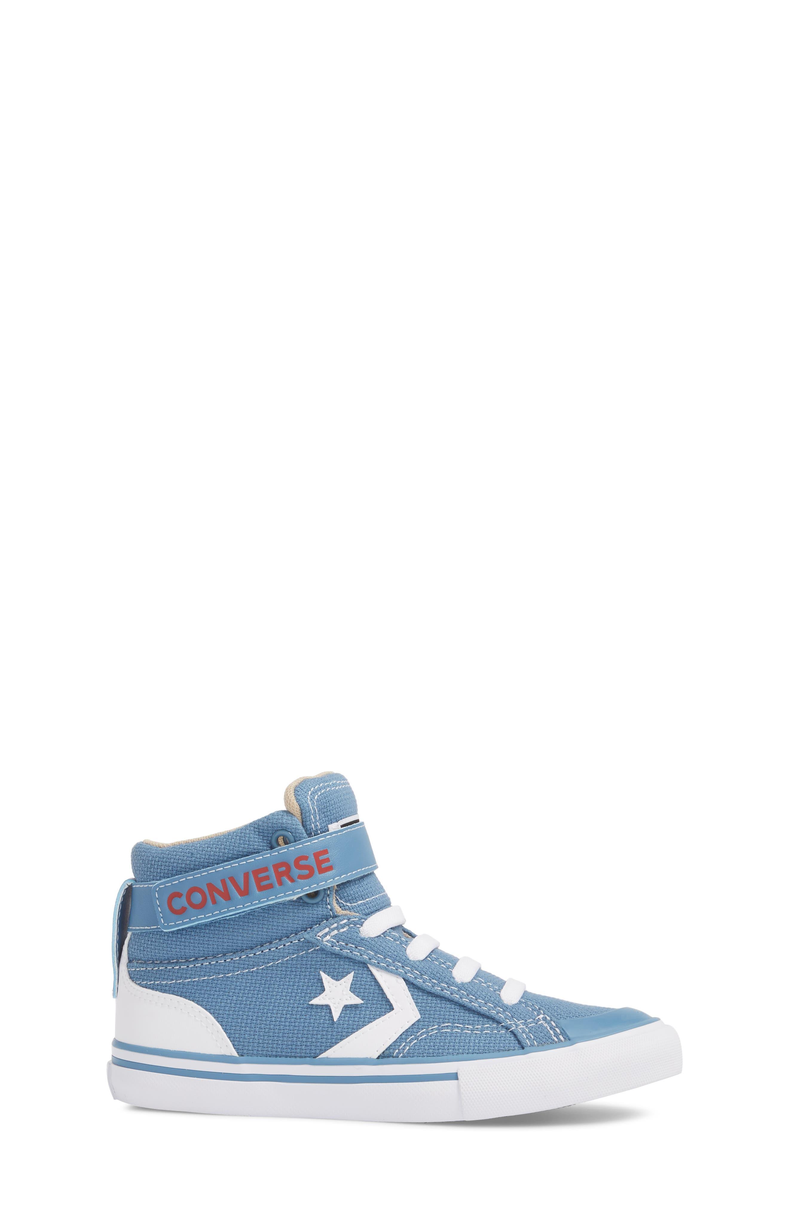 Pro Blaze High Top Sneaker,                             Alternate thumbnail 5, color,