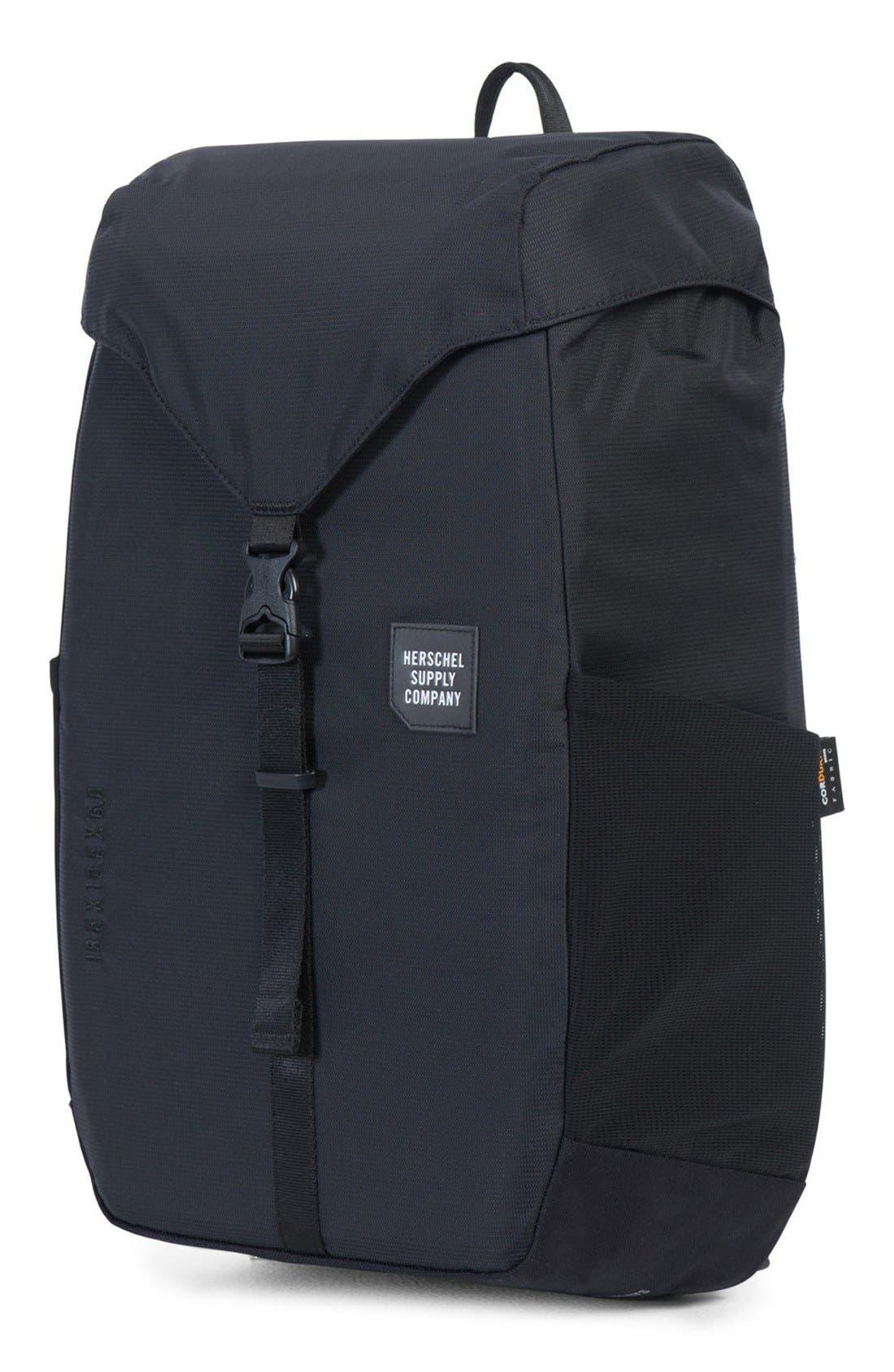 Barlow Medium Trail Backpack,                             Alternate thumbnail 3, color,                             001