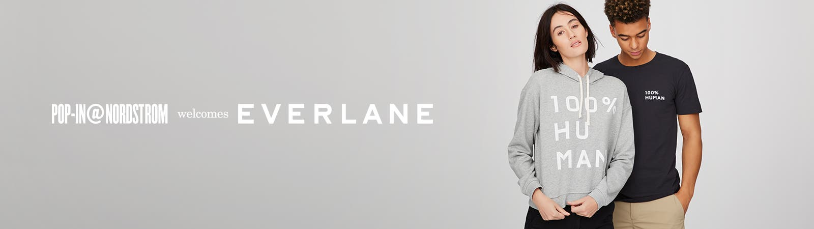 Pop-In@Nordstrom Welcomes Everlane.