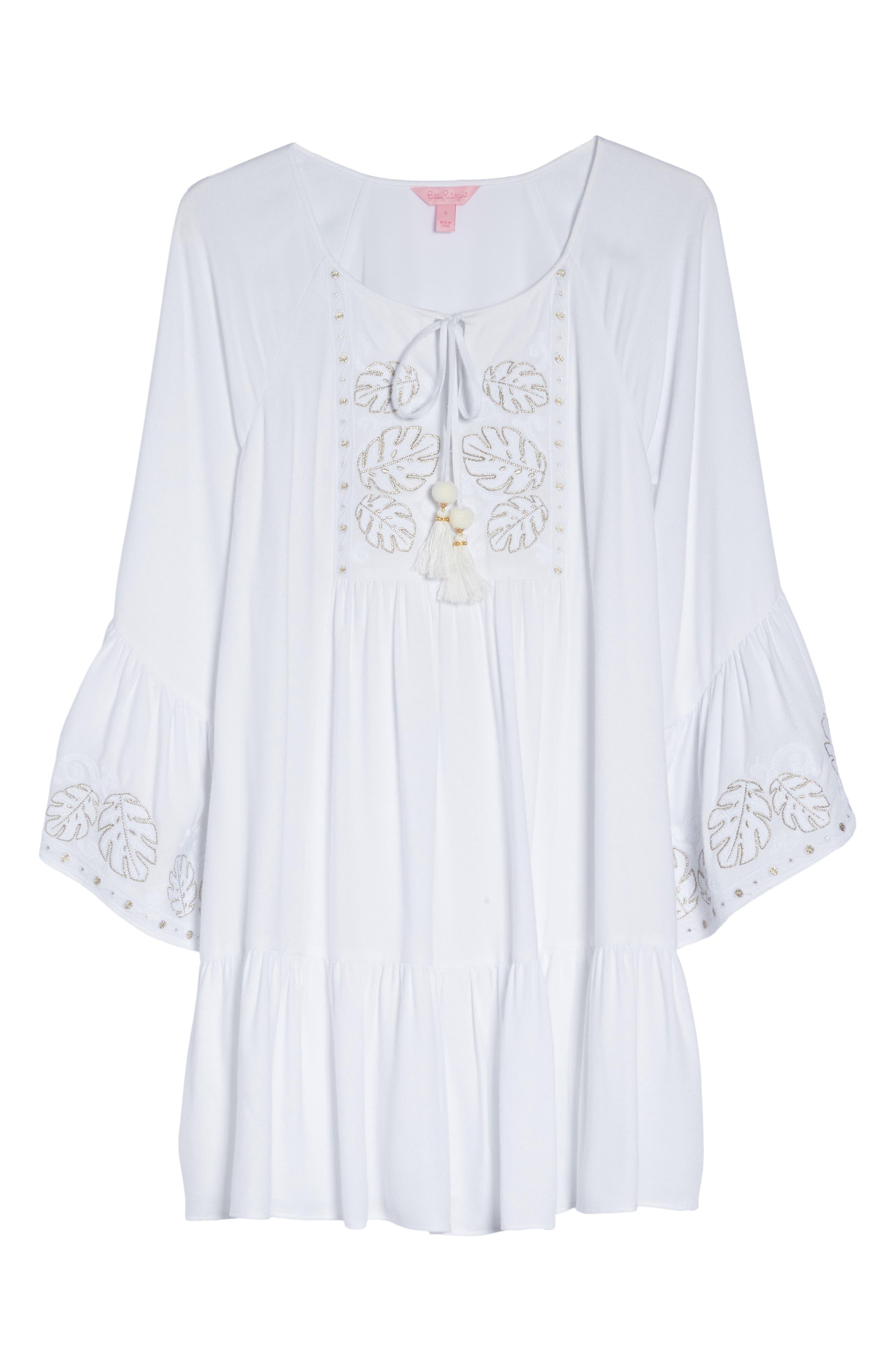 Amisa Tunic Dress,                             Alternate thumbnail 6, color,                             115
