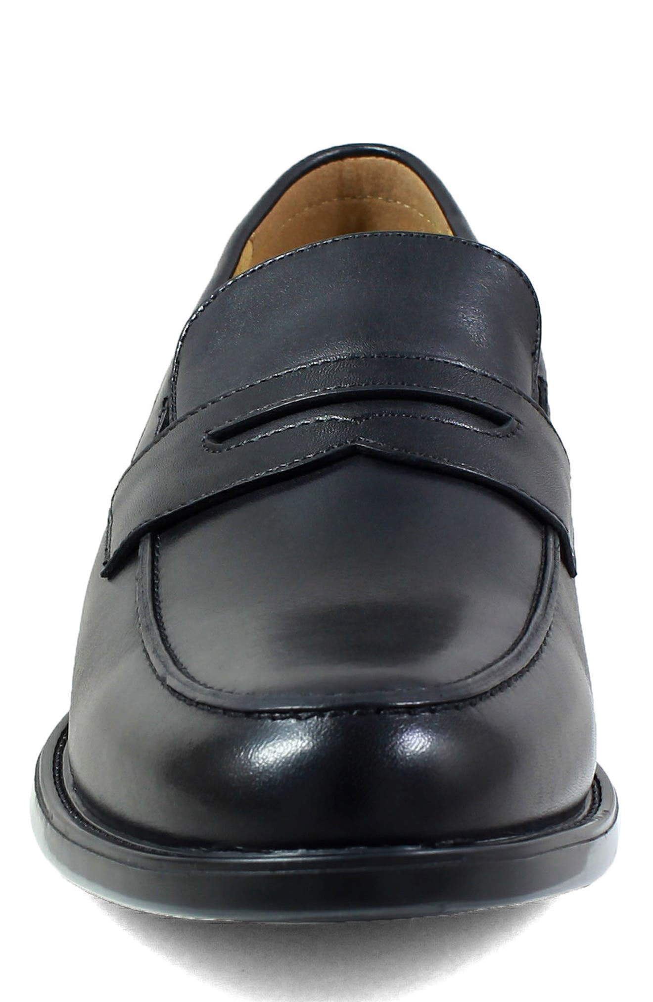 Midtown Penny Loafer,                             Alternate thumbnail 4, color,                             001