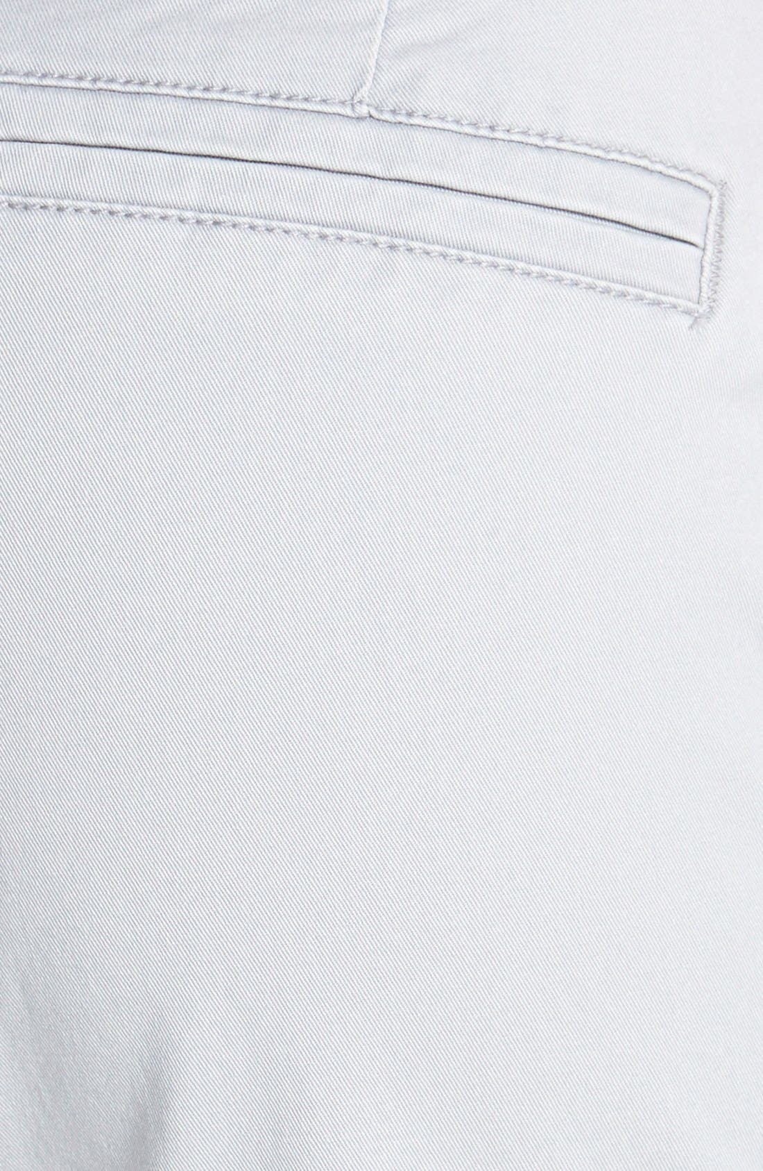 'Ainsley' Slim Bermuda Shorts,                             Alternate thumbnail 24, color,