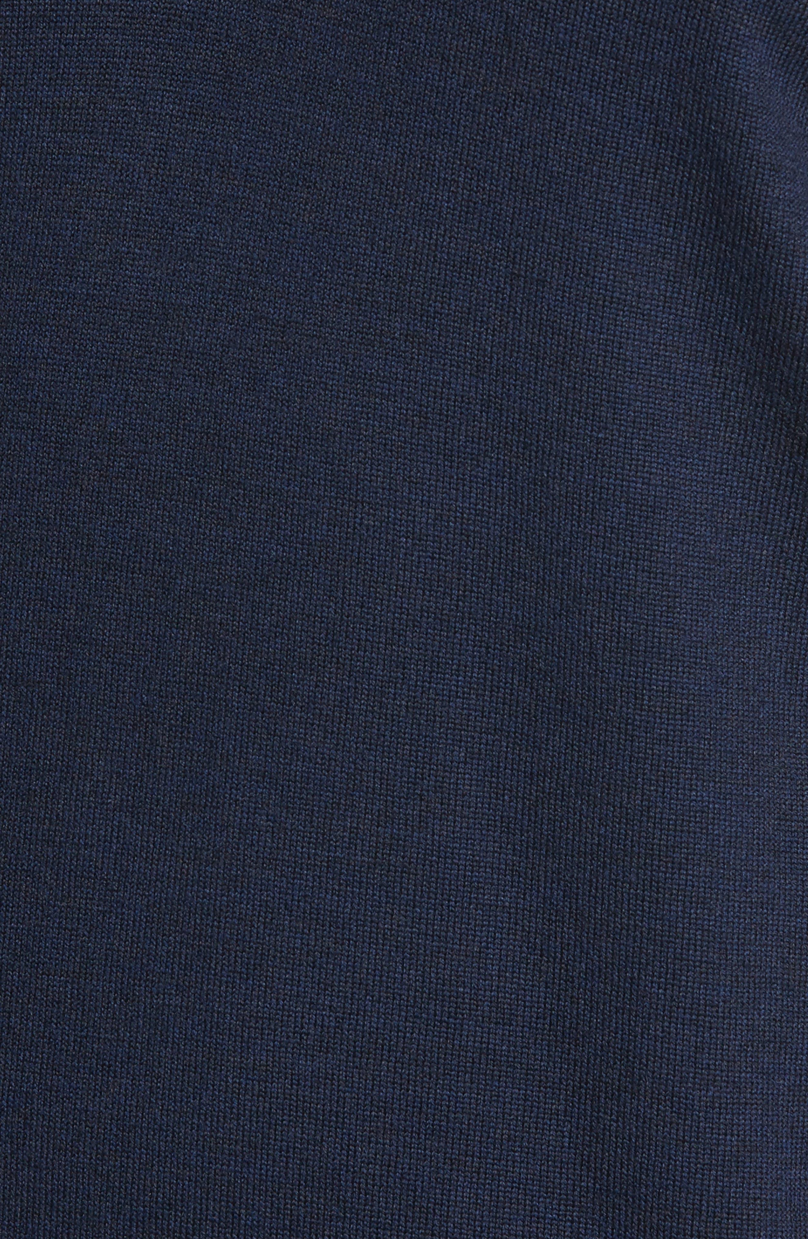 Merino Wool Blend Mock Neck Sweater,                             Alternate thumbnail 15, color,