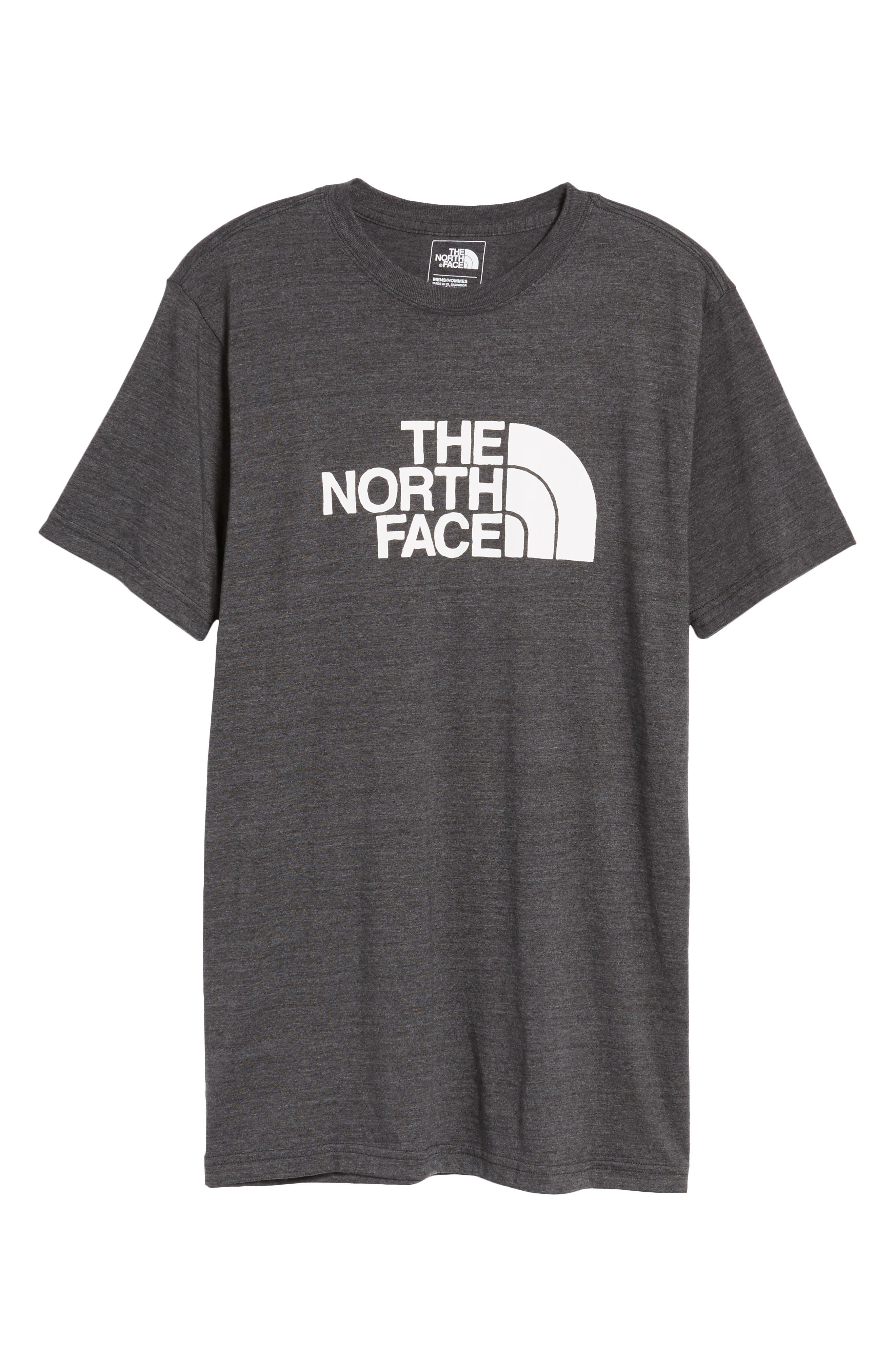 Half Dome T-Shirt,                             Alternate thumbnail 6, color,                             021
