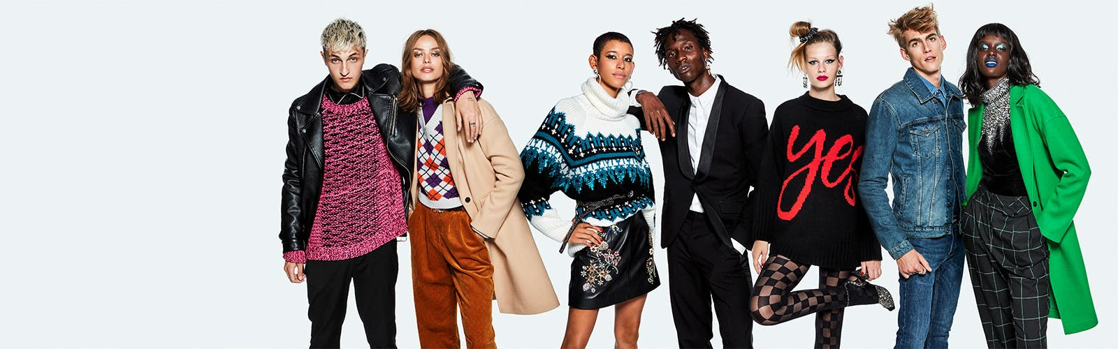 Topshop it: discover the new campaign from Topshop.