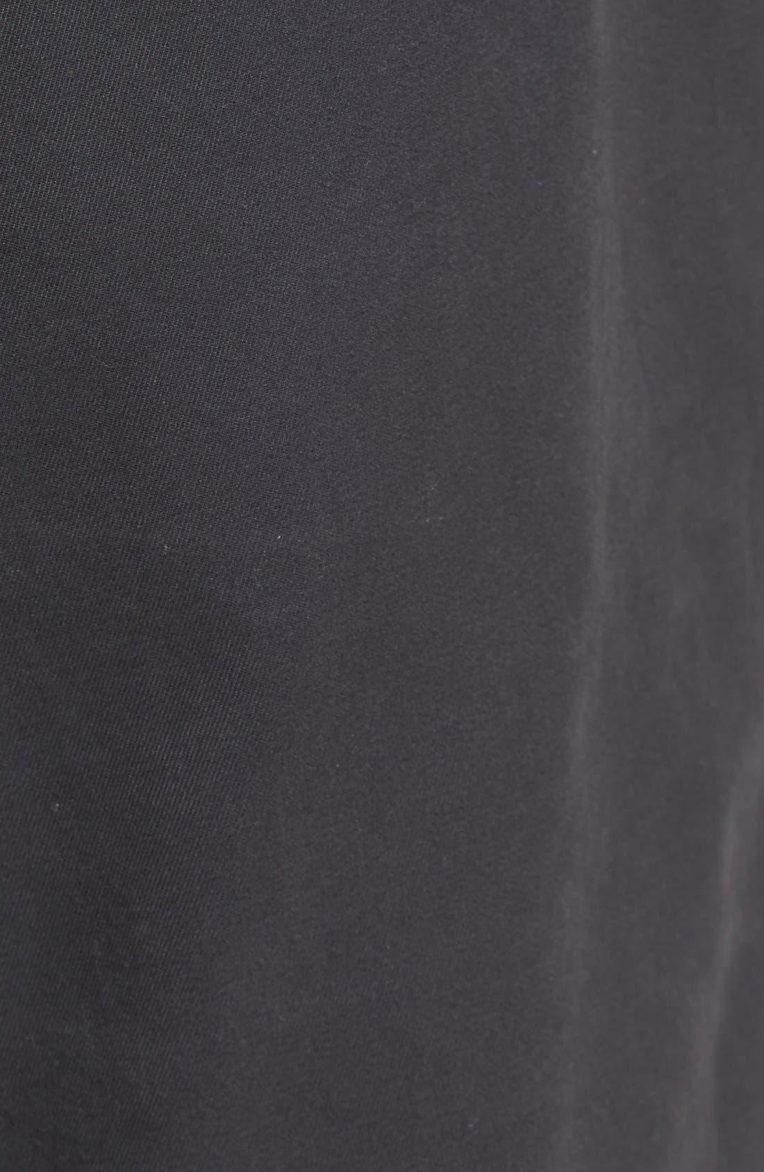 Washed Chino Shorts,                             Alternate thumbnail 2, color,                             001