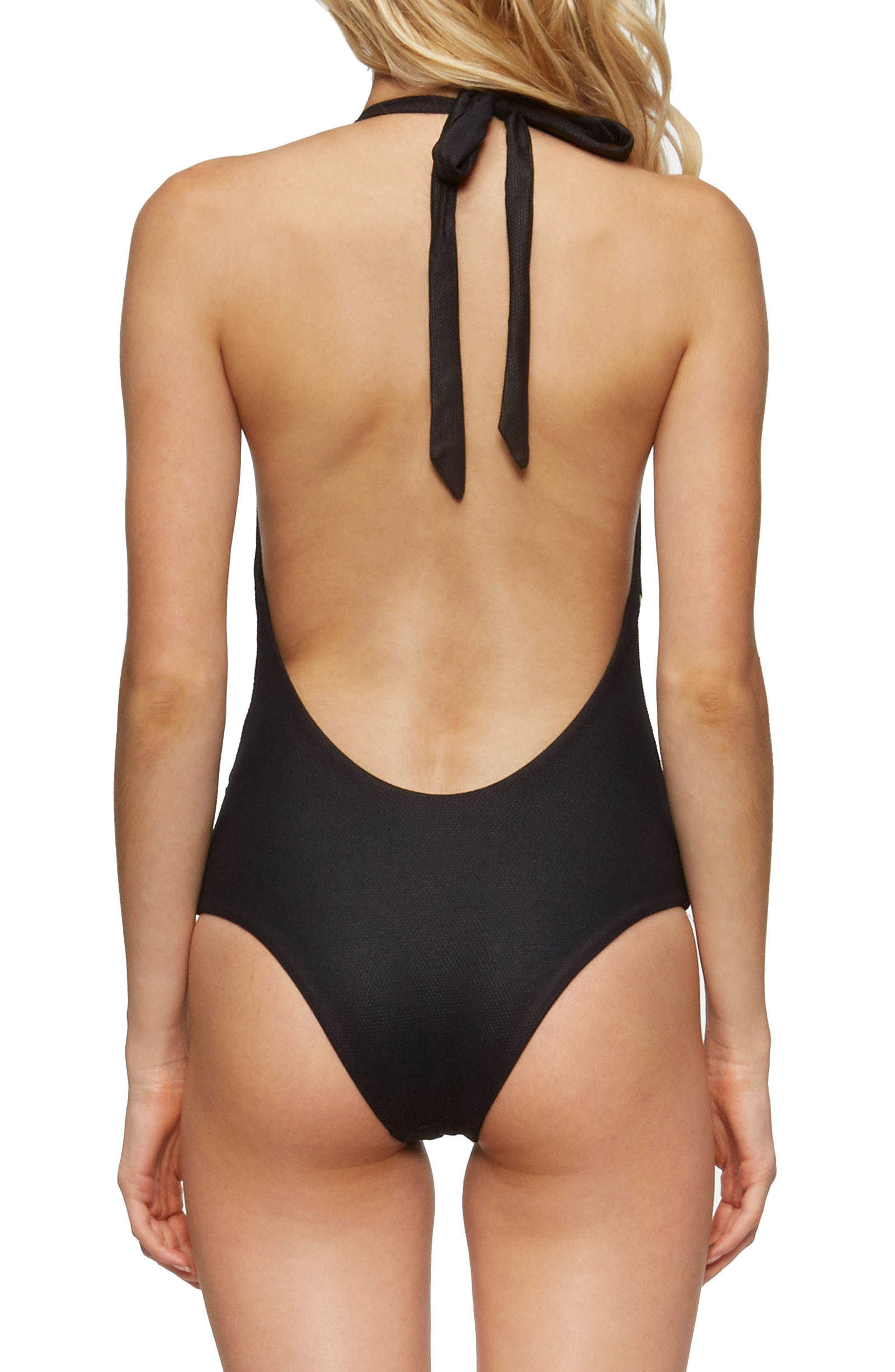 Hannah One-Piece Swimsuit,                             Main thumbnail 1, color,                             001