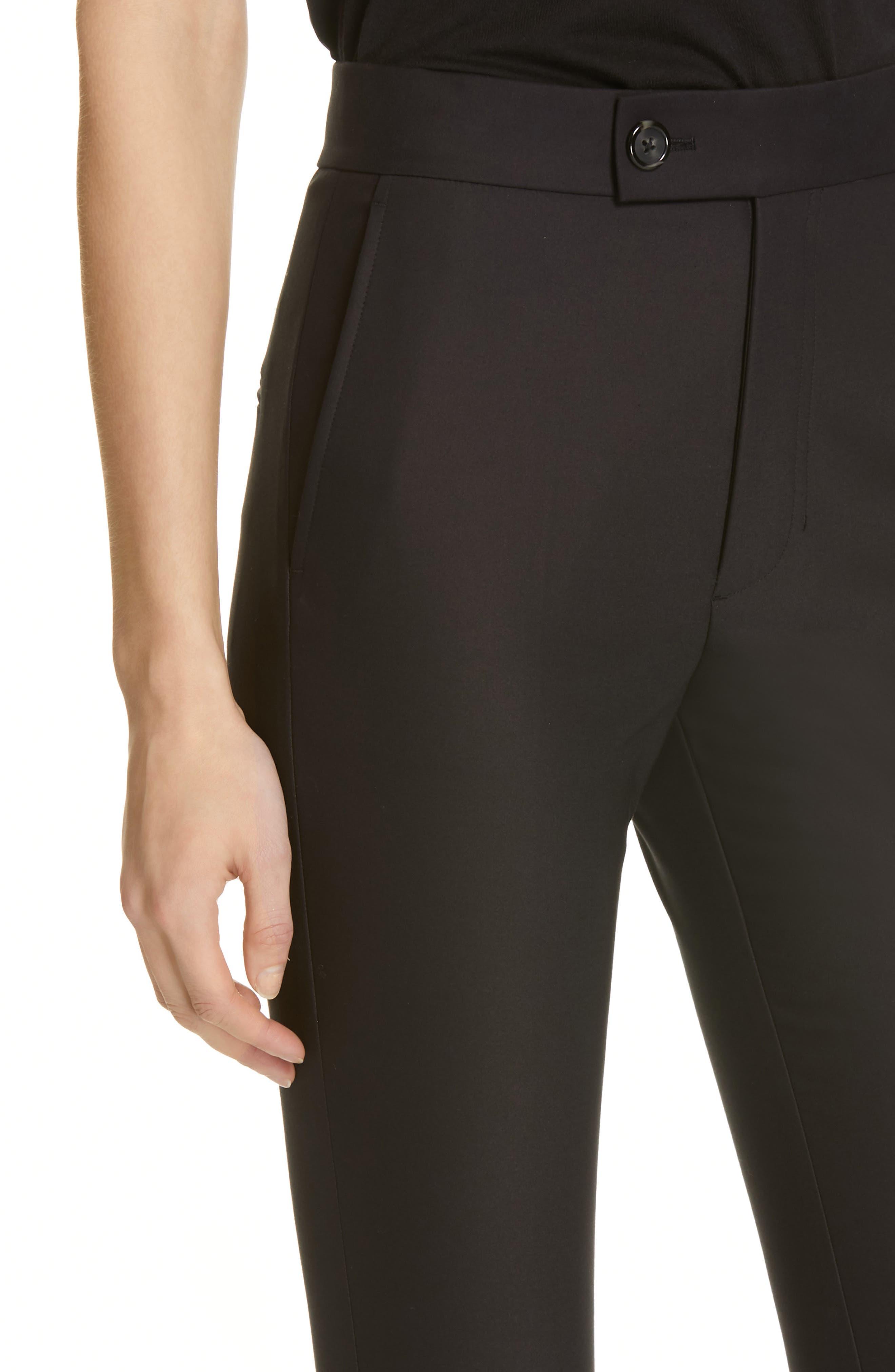 Rider Legging Pants,                             Alternate thumbnail 4, color,                             BLACK