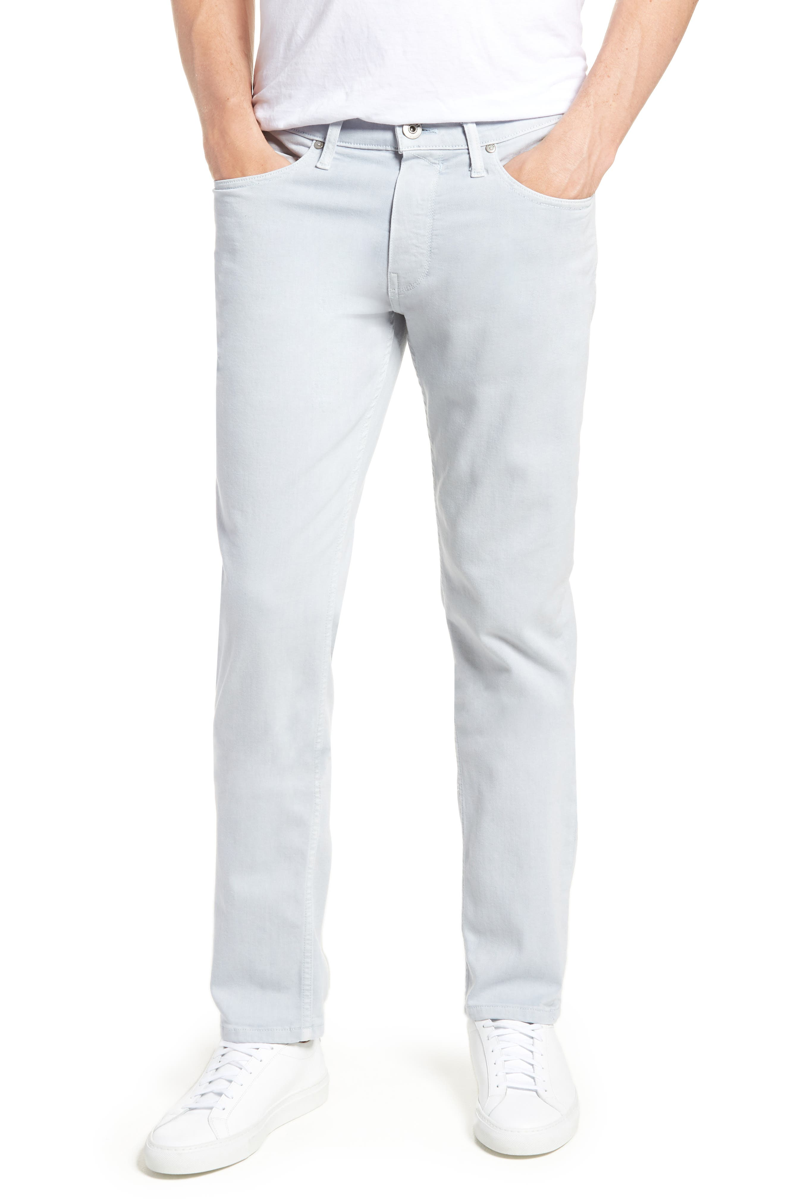 Transcend - Federal Slim Straight Leg Jeans,                             Main thumbnail 1, color,                             450