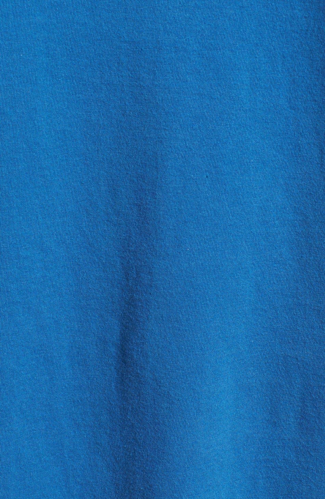 'Kansas City Royals - Remote Control' Trim Fit T-Shirt,                             Alternate thumbnail 5, color,                             450