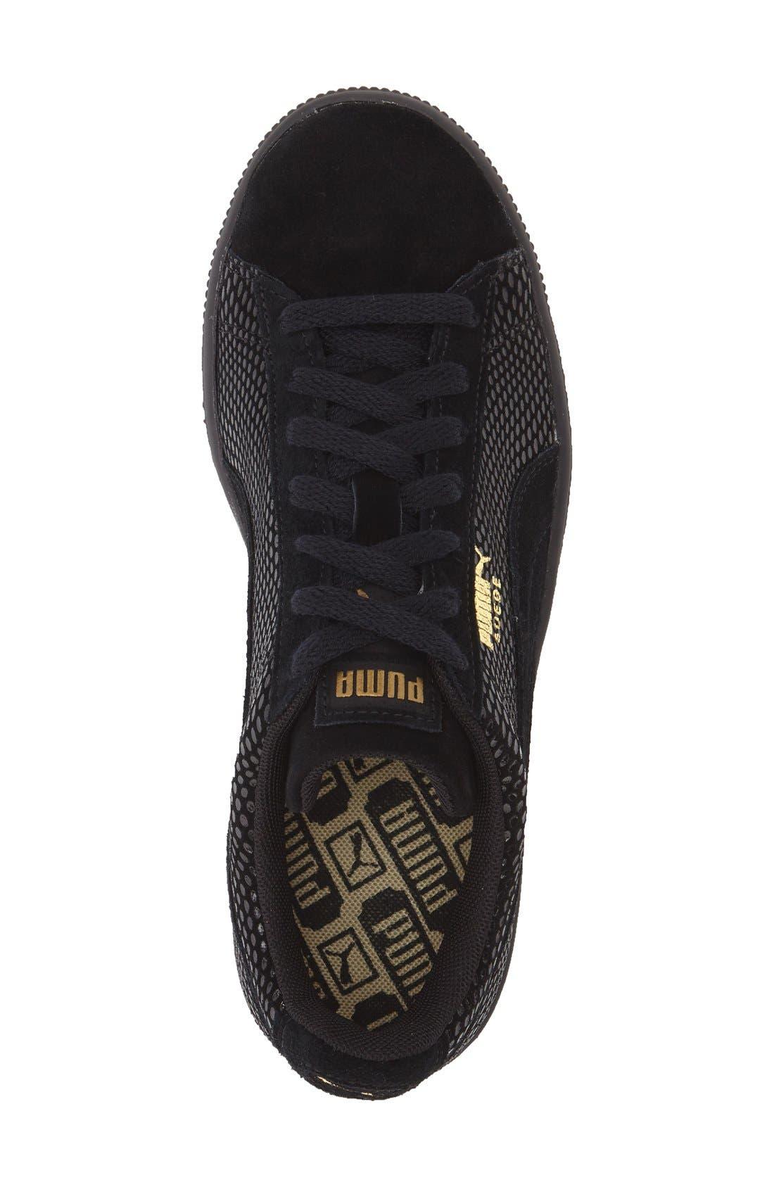 Suede Sneaker,                             Alternate thumbnail 63, color,