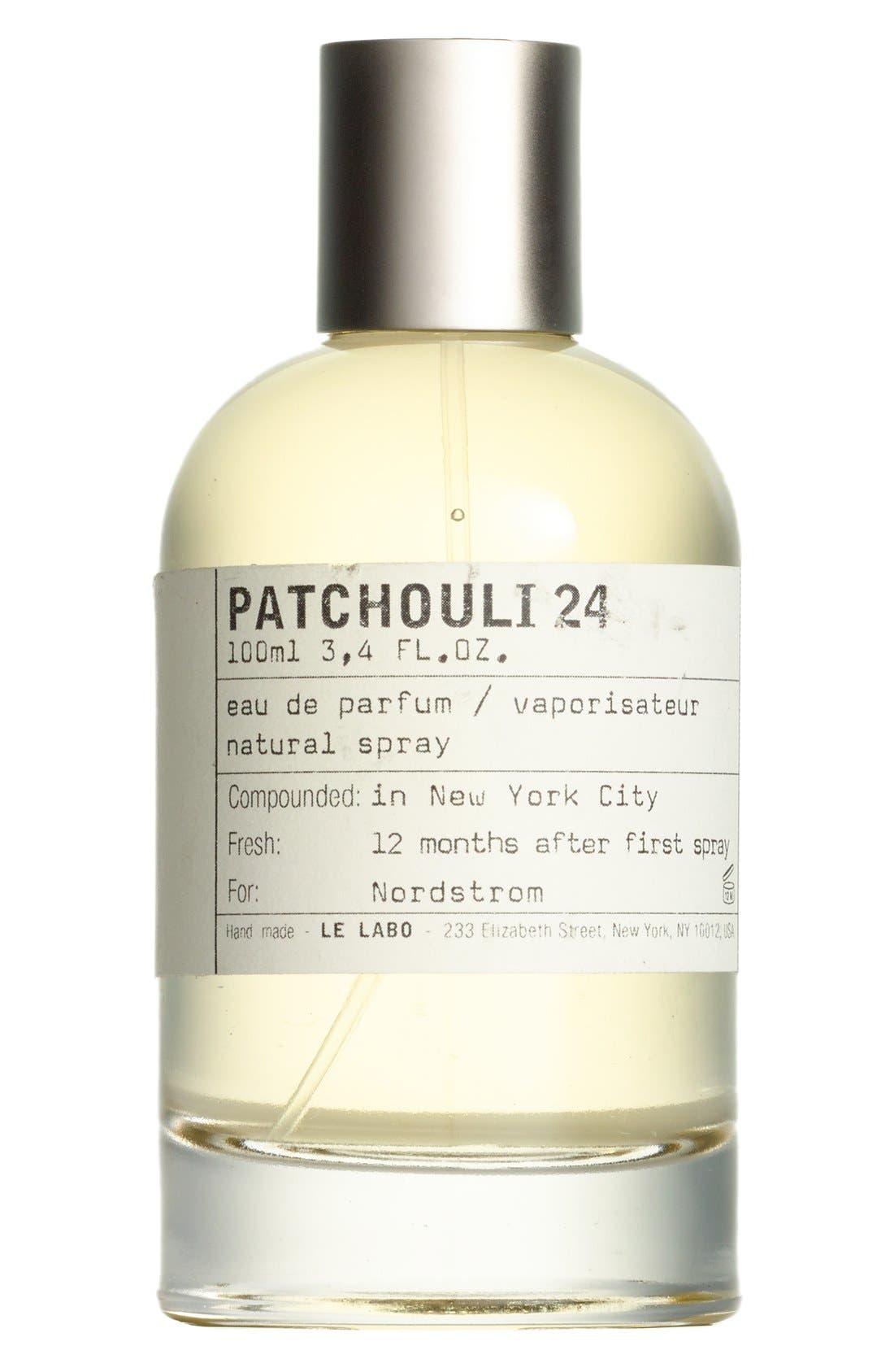 'Patchouli 24' Eau de Parfum,                             Main thumbnail 1, color,                             NO COLOR